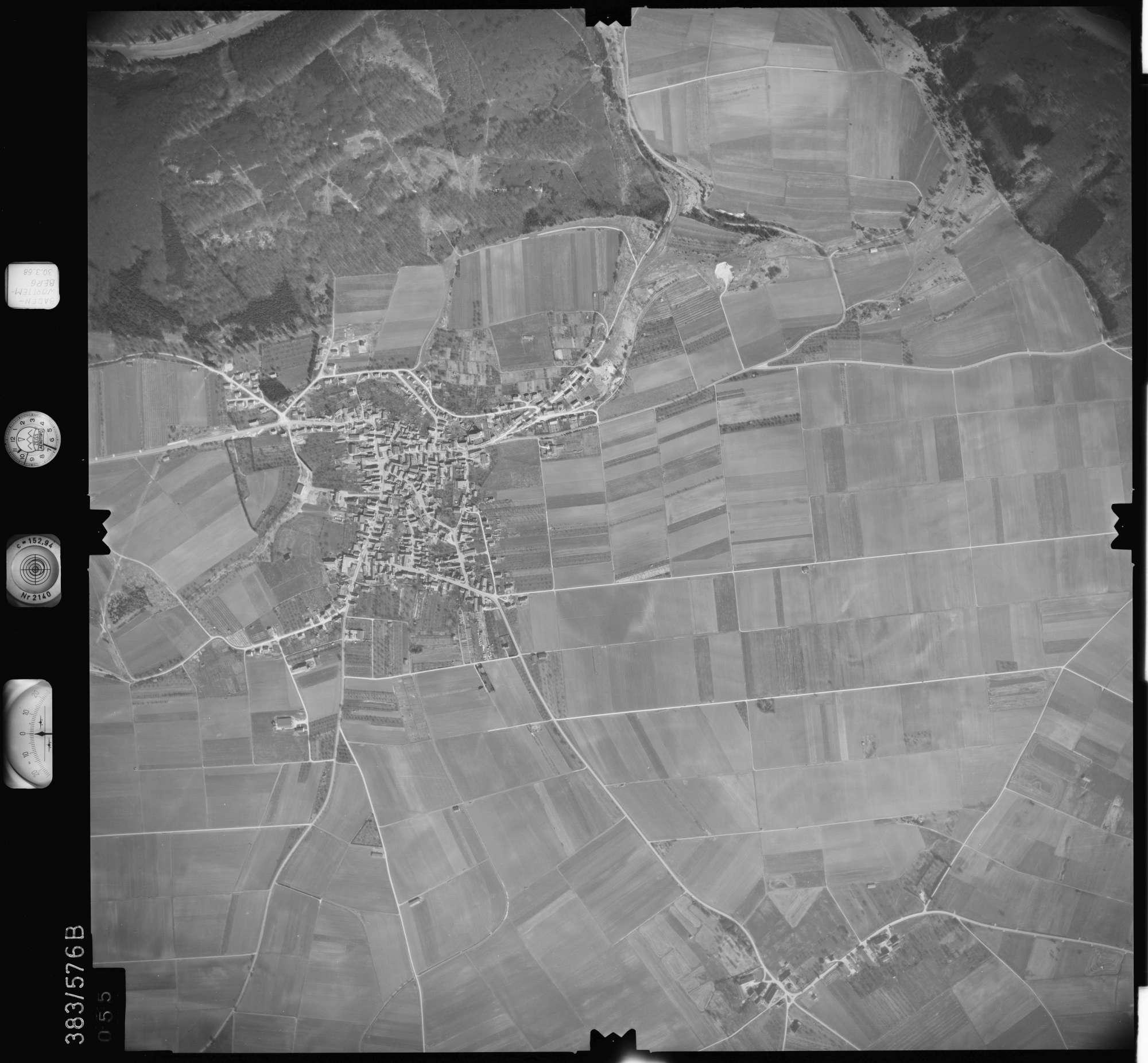 Luftbild: Film 27 Bildnr. 55, Bild 1