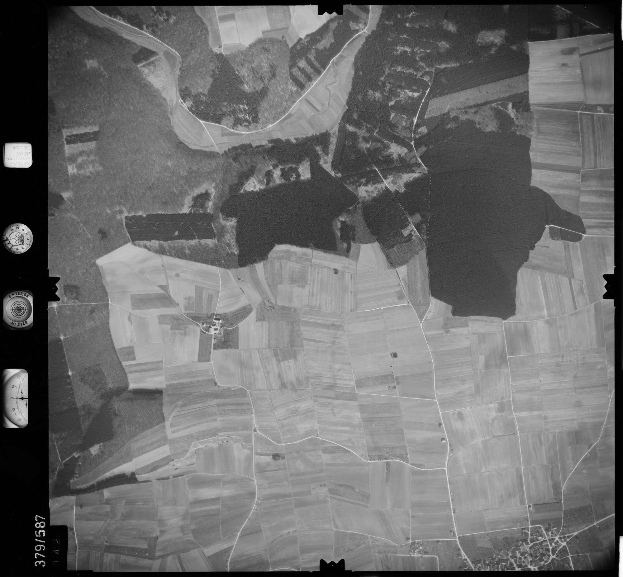 Luftbild: Film 27 Bildnr. 142, Bild 1
