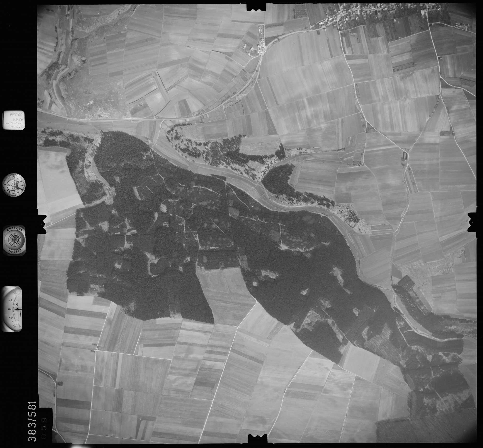 Luftbild: Film 27 Bildnr. 59, Bild 1