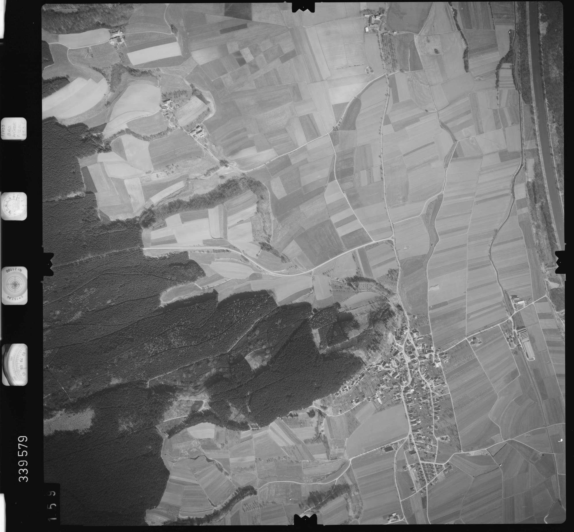 Luftbild: Film 50 Bildnr. 159, Bild 1
