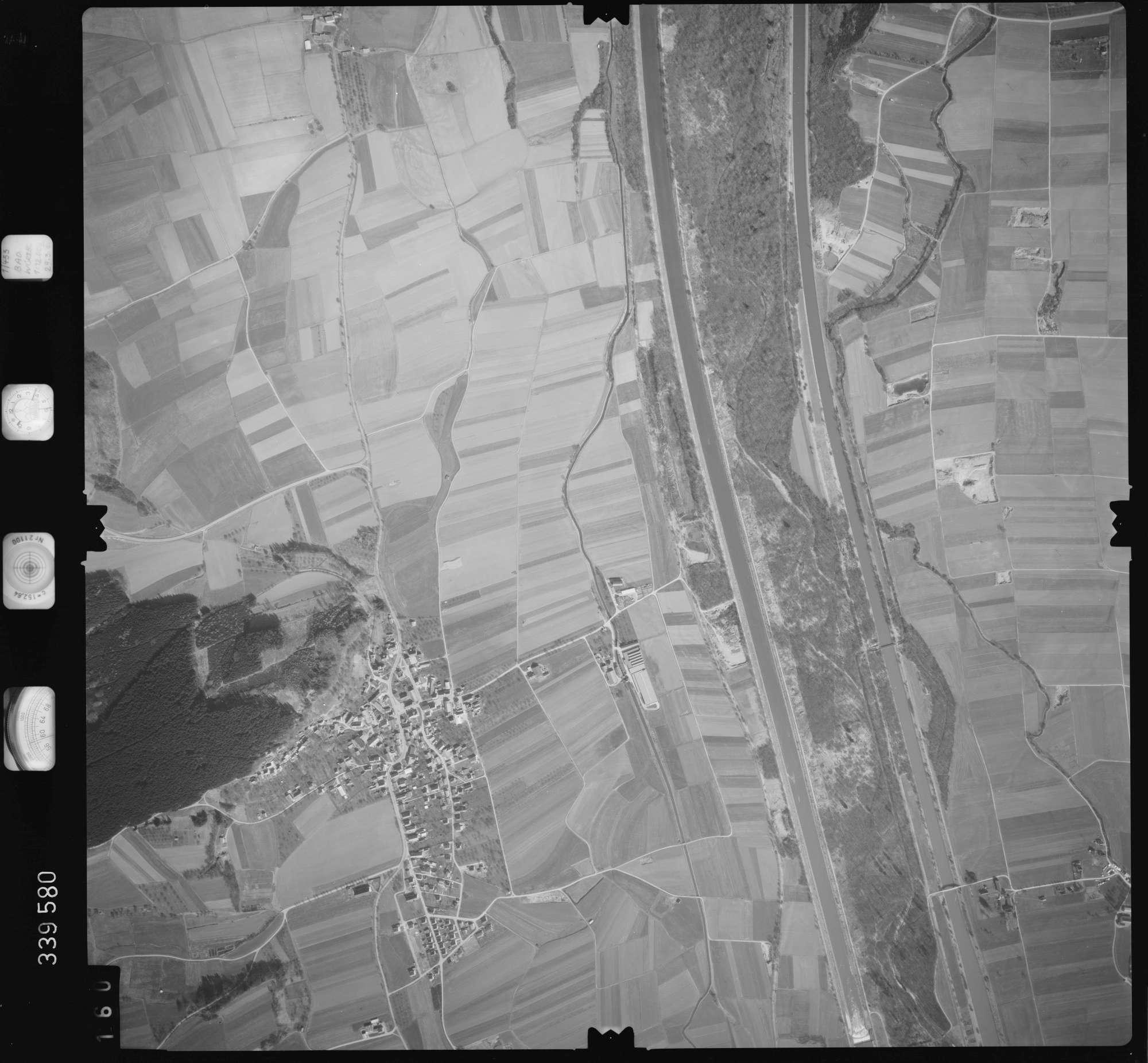 Luftbild: Film 50 Bildnr. 160, Bild 1