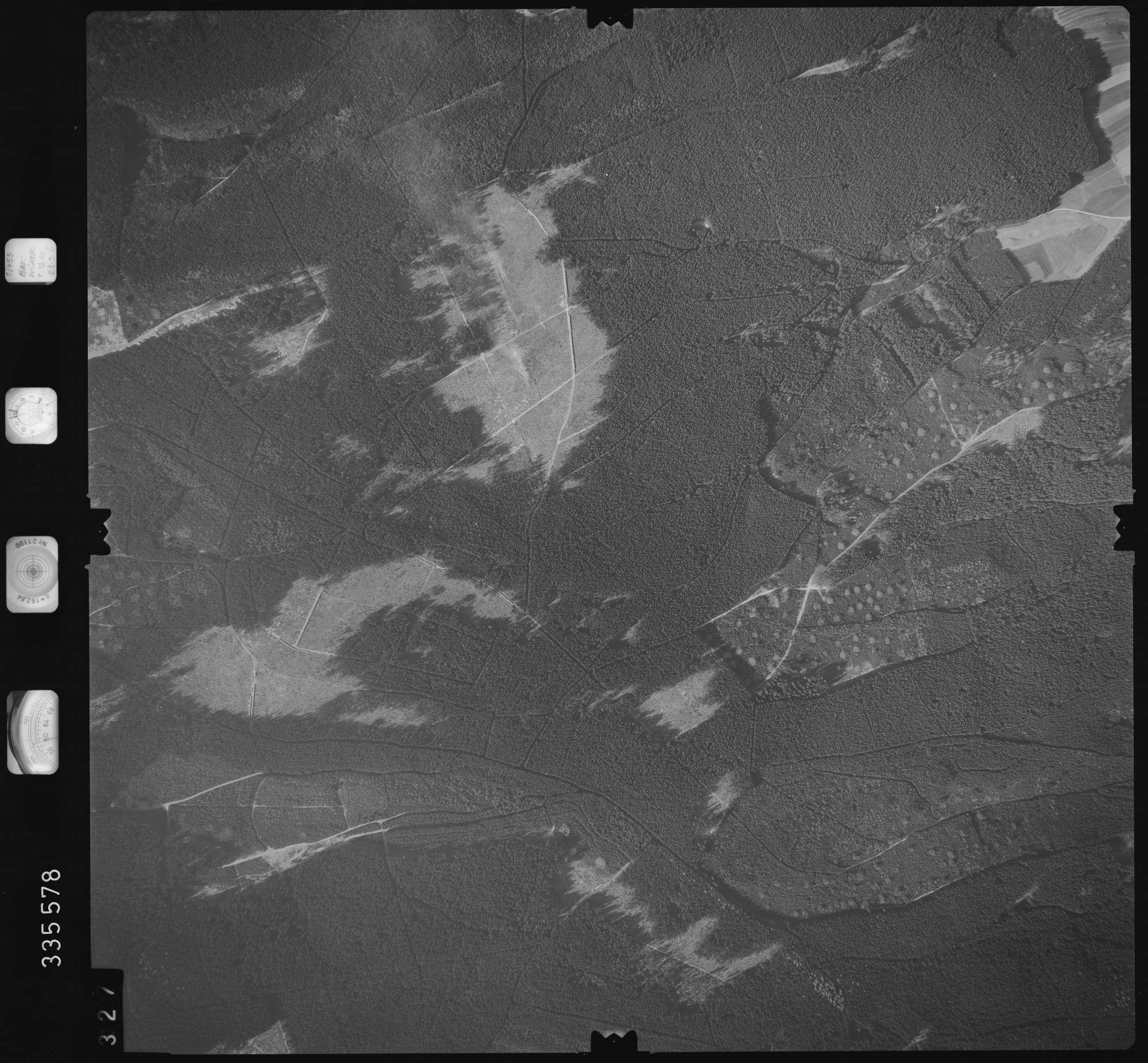 Luftbild: Film 51 Bildnr. 327, Bild 1