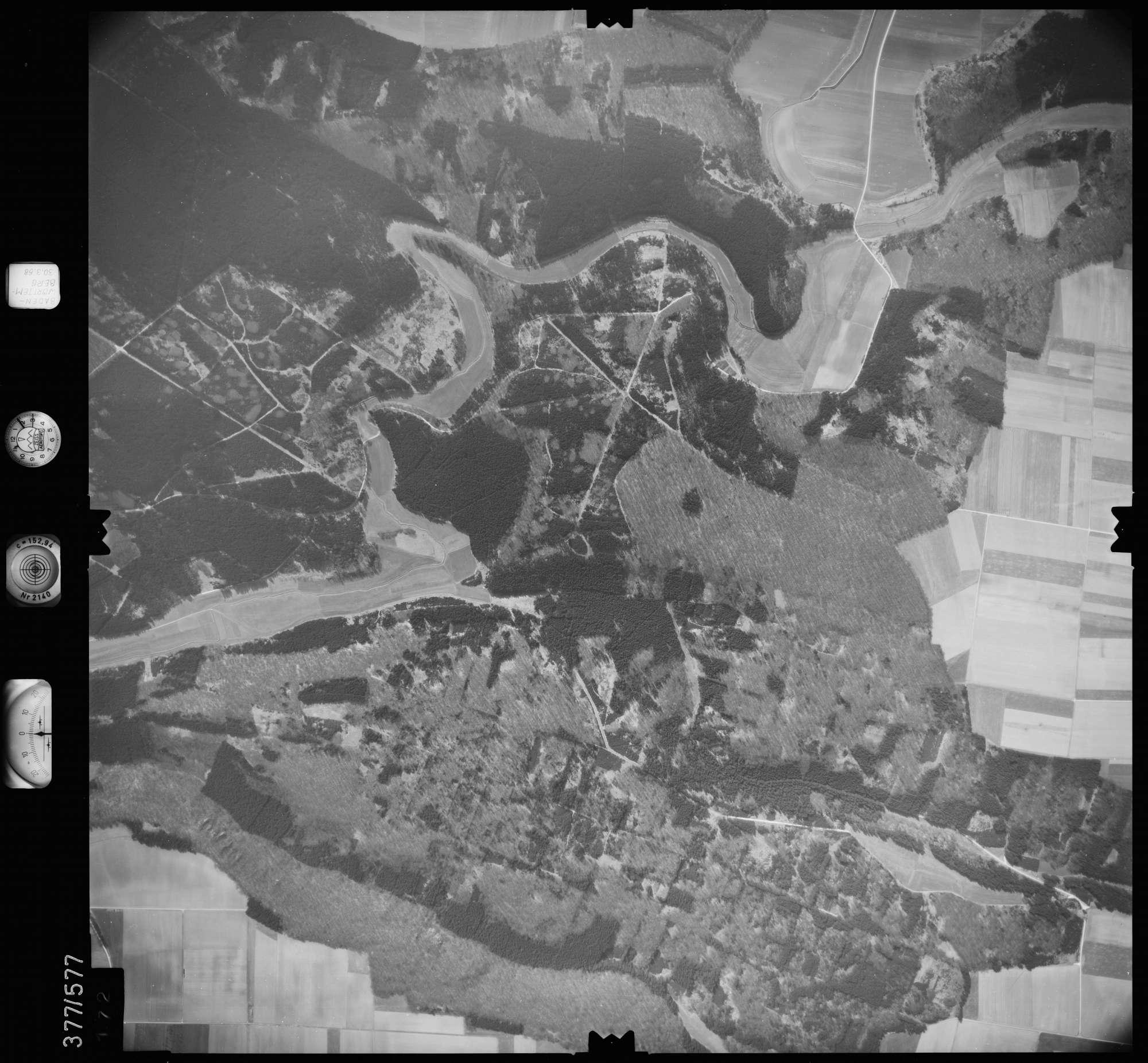 Luftbild: Film 27 Bildnr. 172, Bild 1