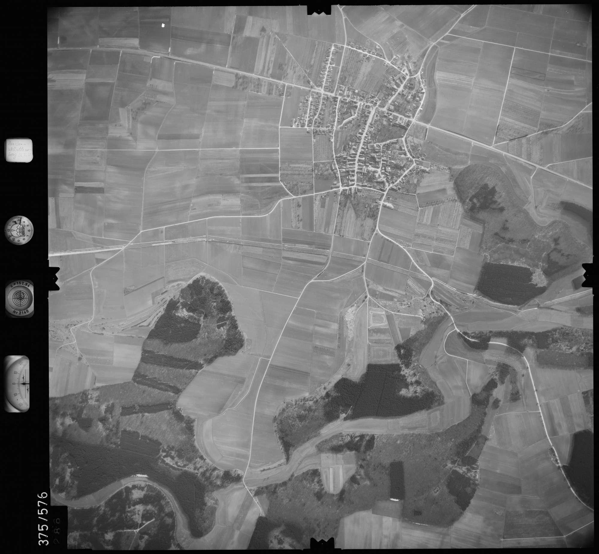 Luftbild: Film 35 Bildnr. 286, Bild 1