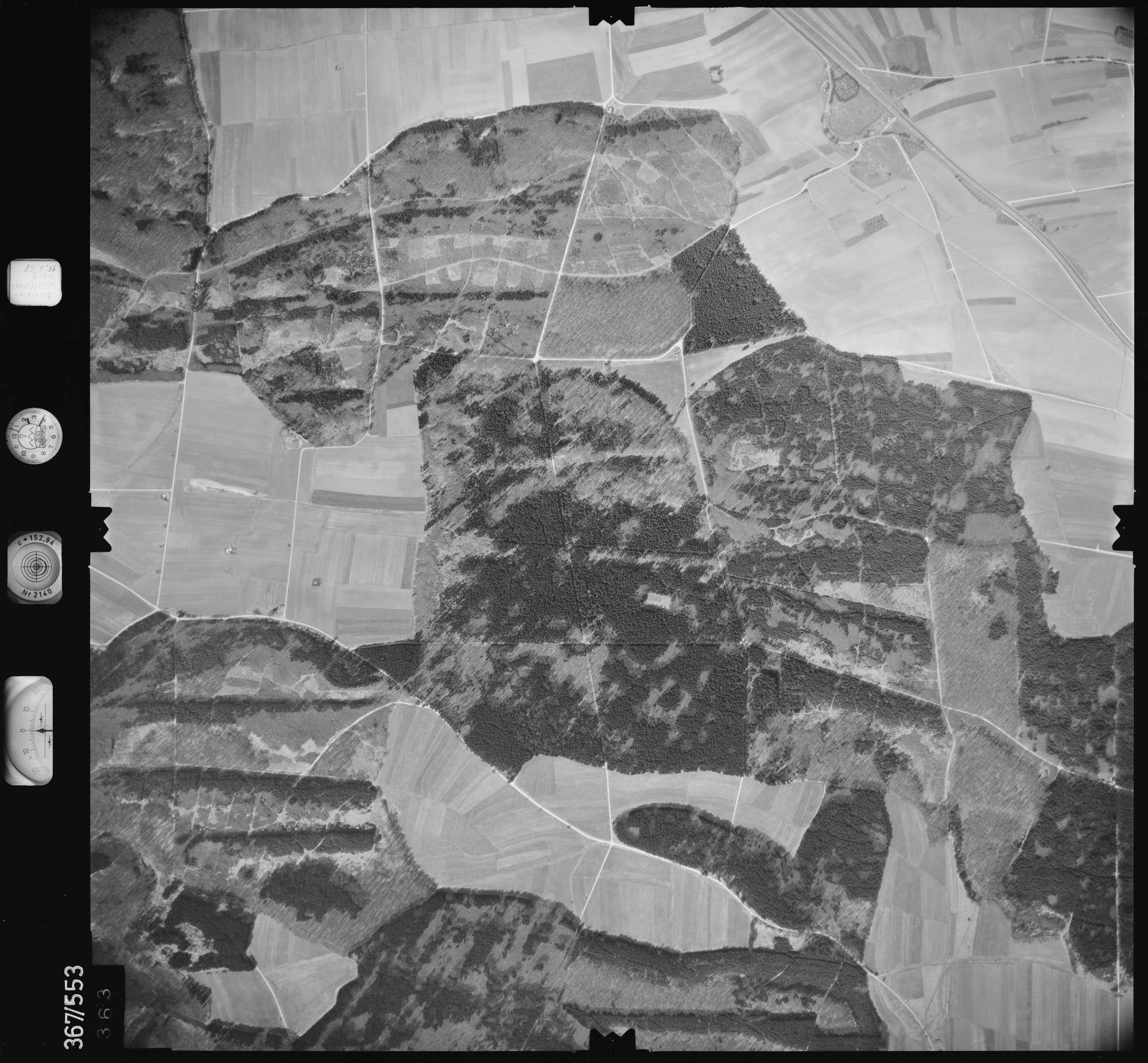 Luftbild: Film 34 Bildnr. 363, Bild 1
