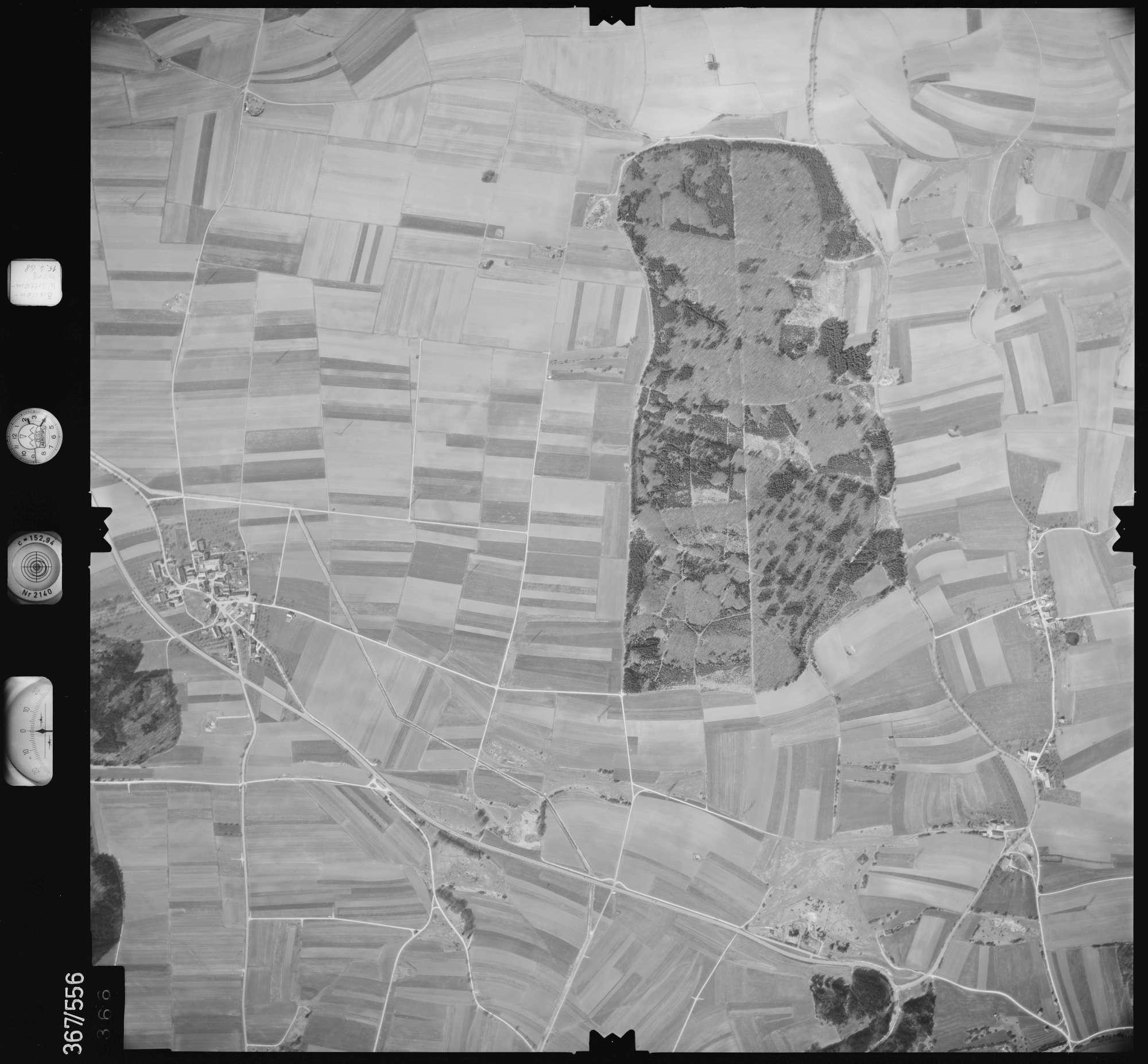 Luftbild: Film 34 Bildnr. 366, Bild 1