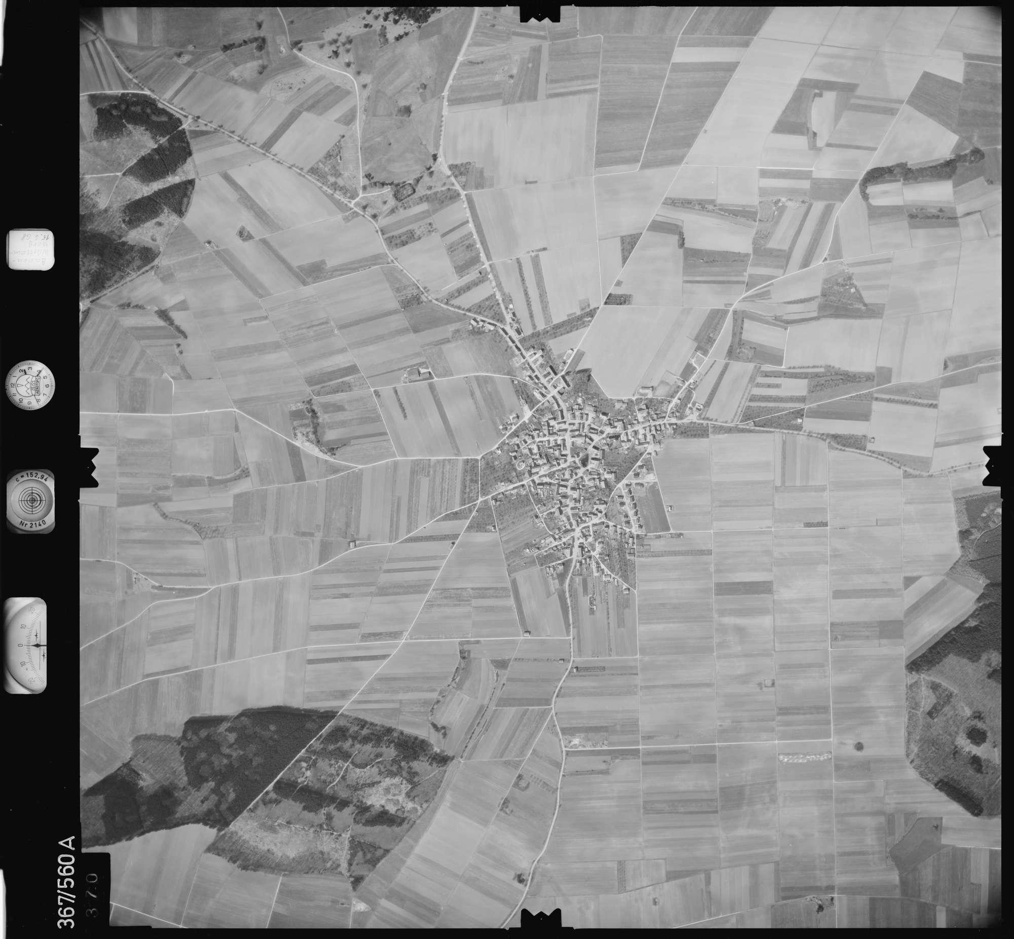 Luftbild: Film 34 Bildnr. 370, Bild 1