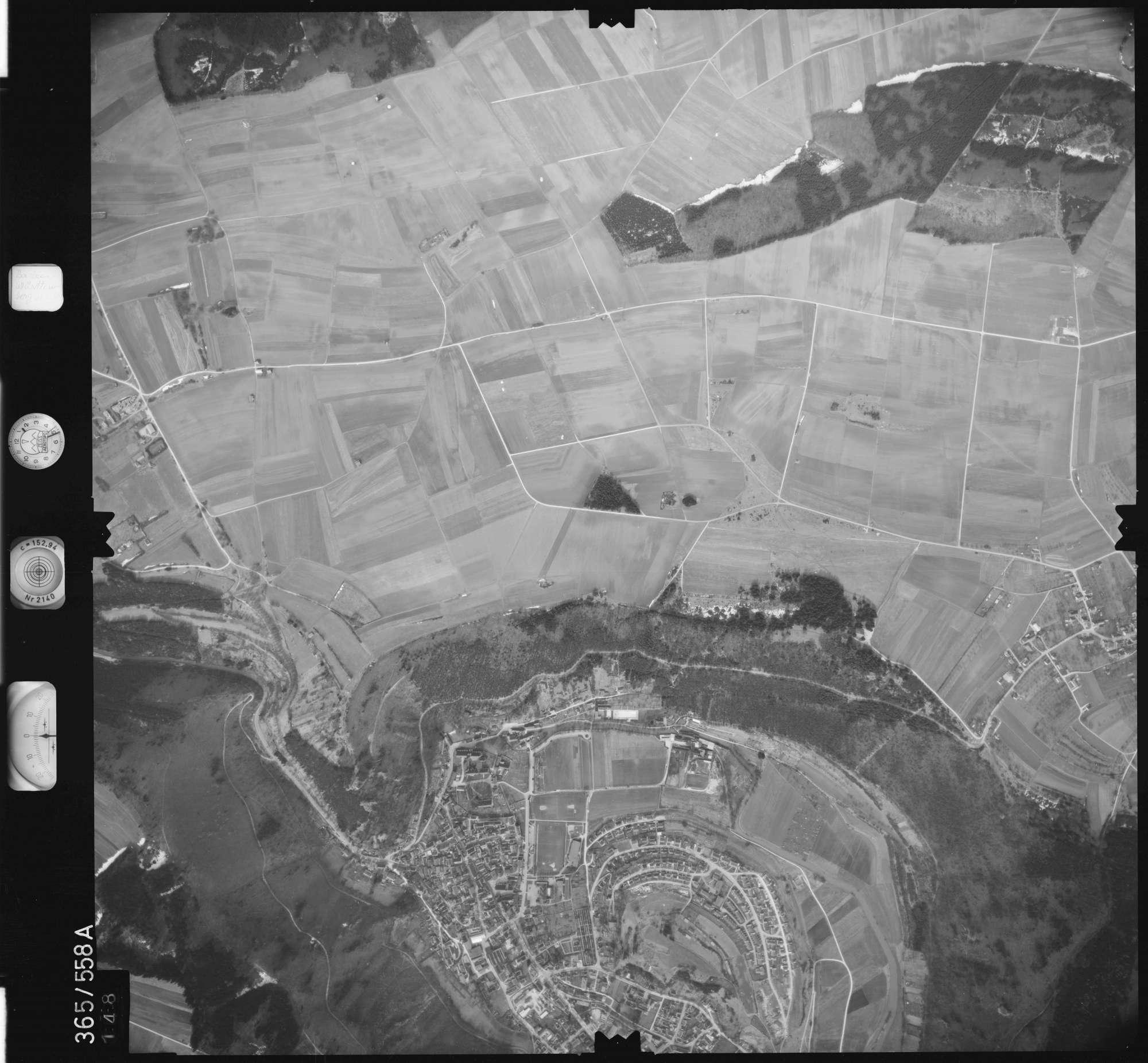 Luftbild: Film 35 Bildnr. 148, Bild 1