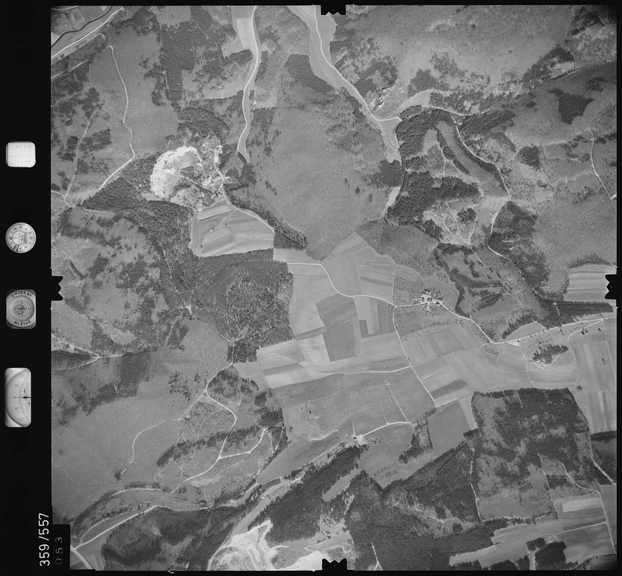 Luftbild: Film 38 Bildnr. 53, Bild 1