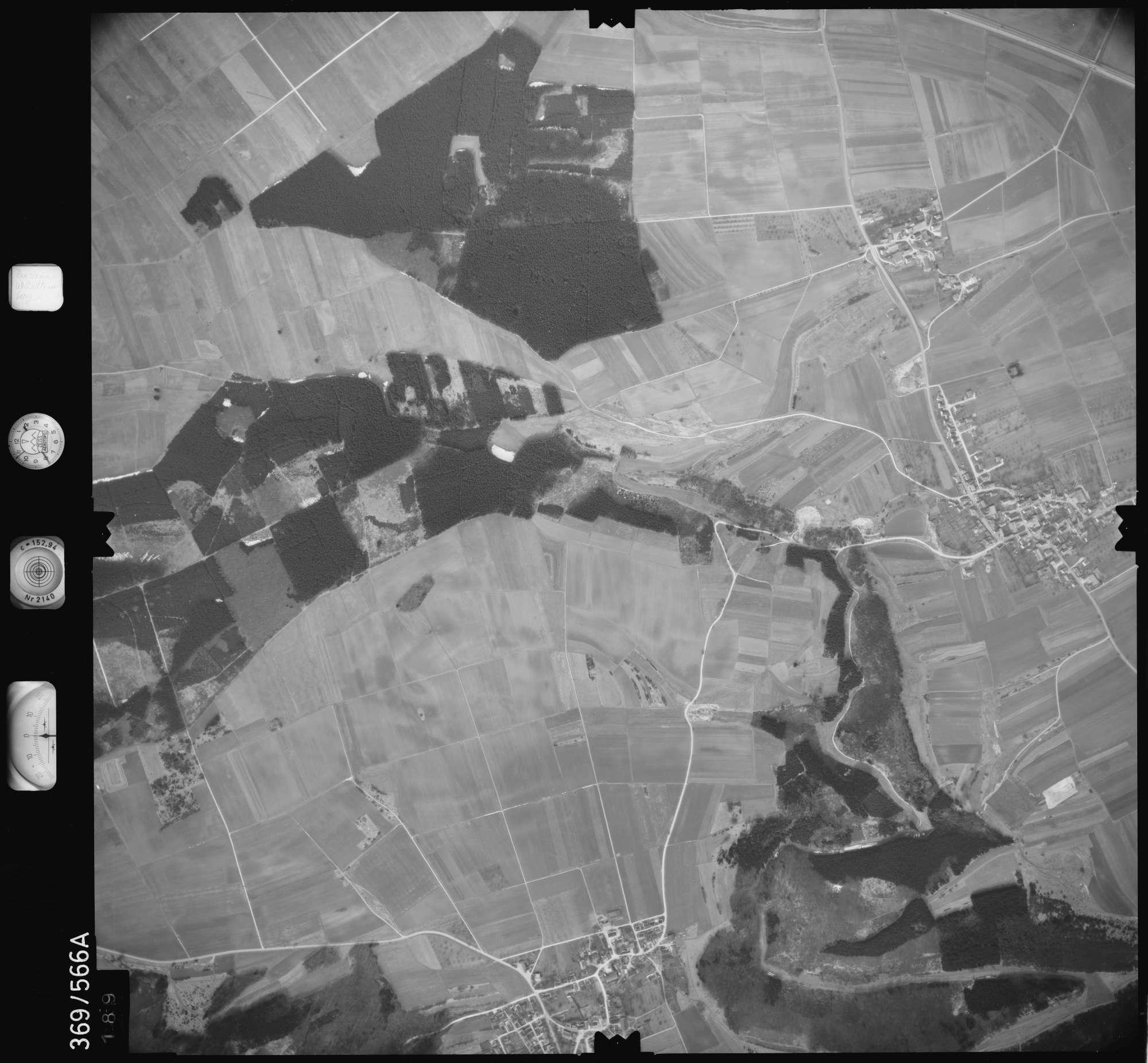 Luftbild: Film 35 Bildnr. 189, Bild 1