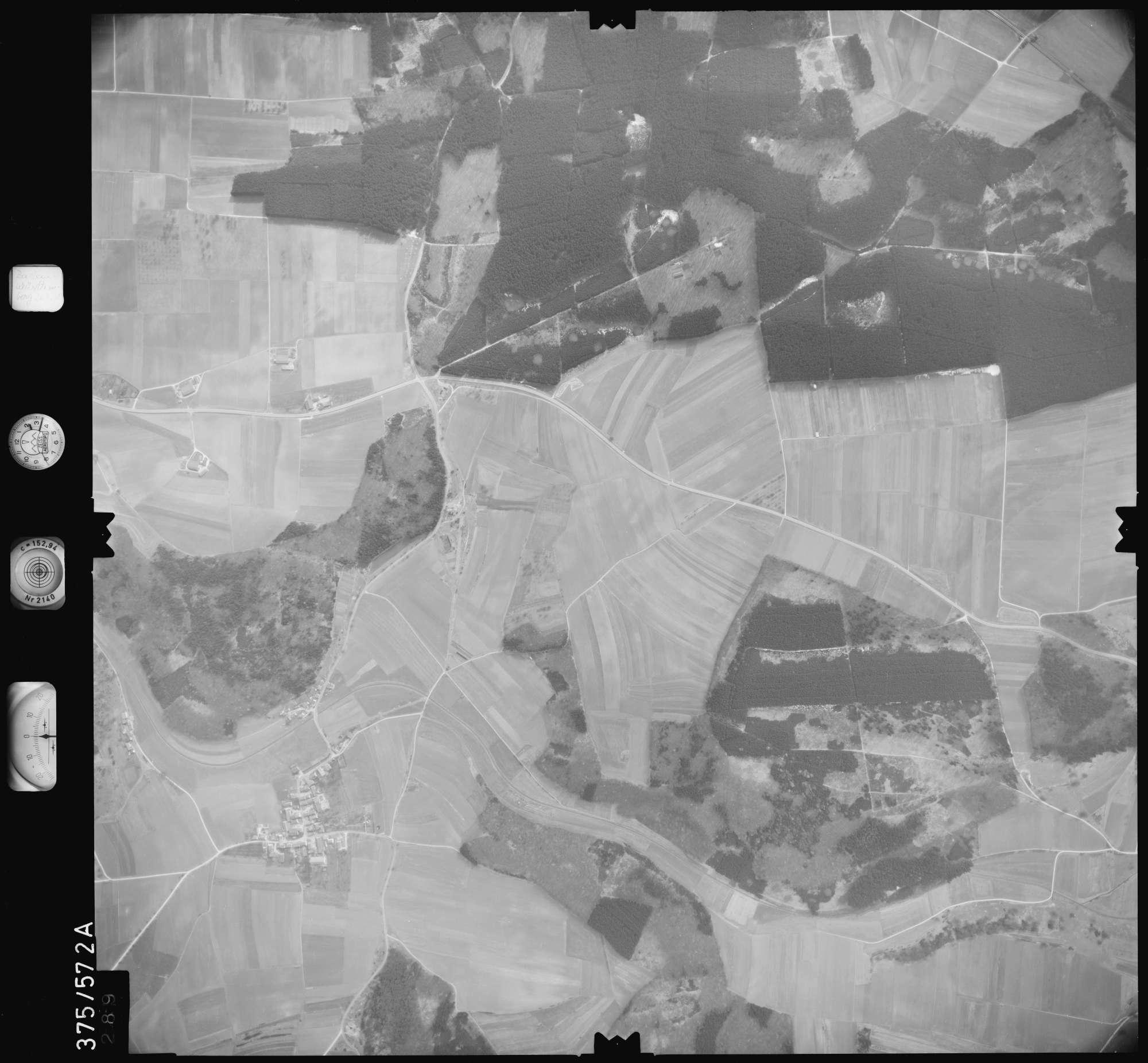 Luftbild: Film 35 Bildnr. 289, Bild 1