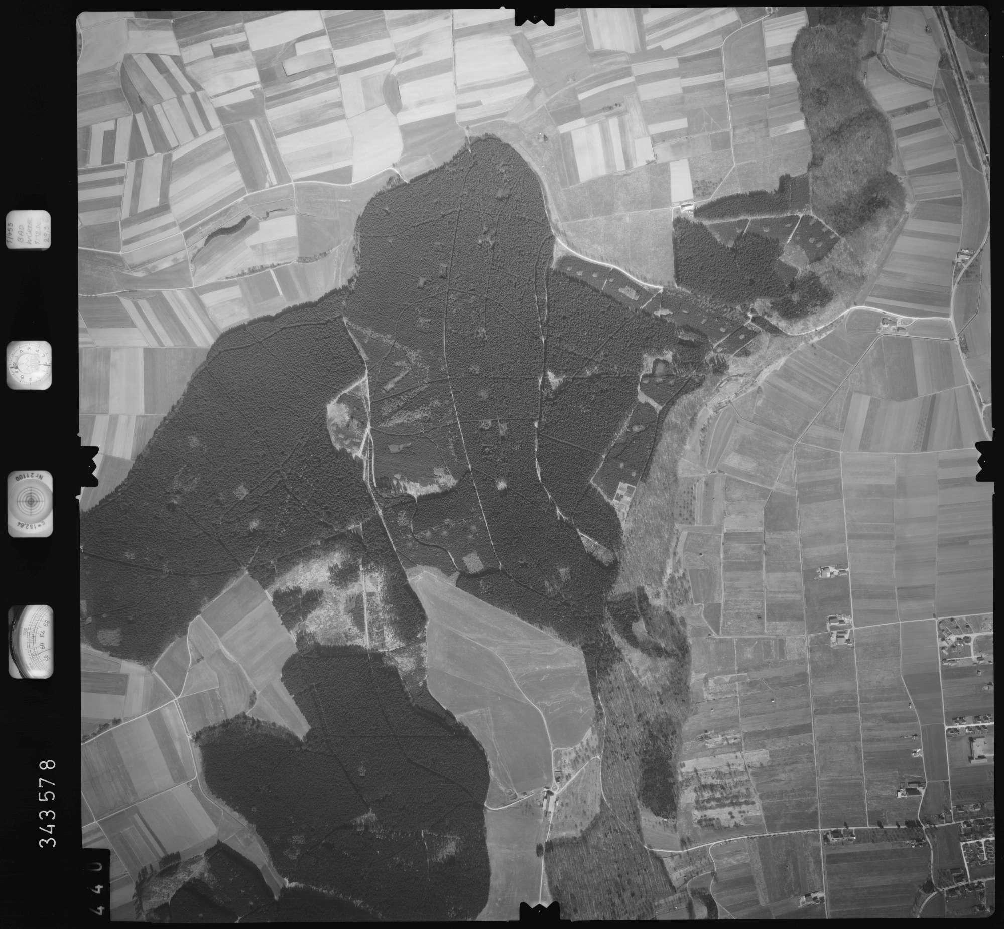 Luftbild: Film 46 Bildnr. 440, Bild 1