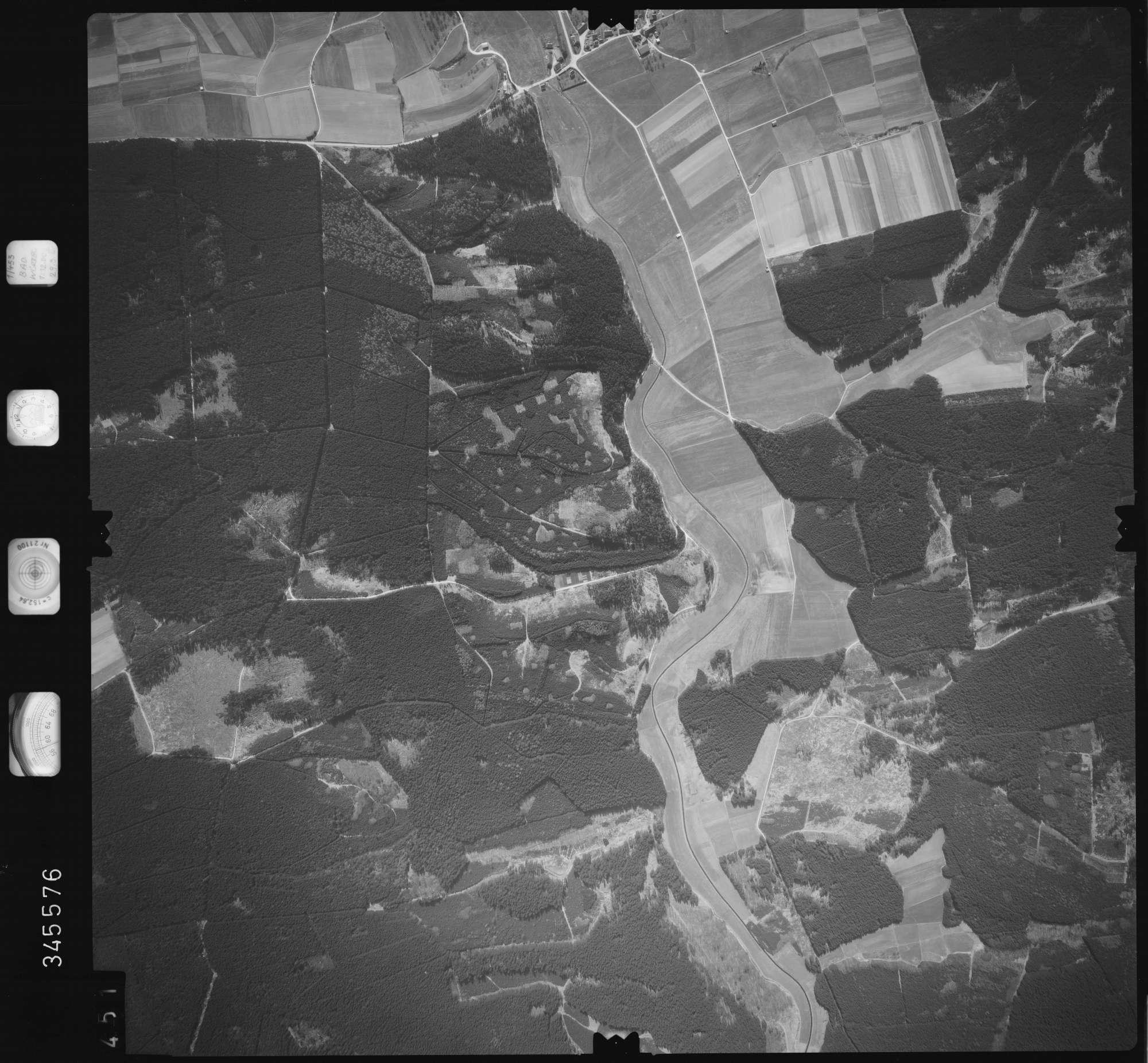 Luftbild: Film 46 Bildnr. 451, Bild 1