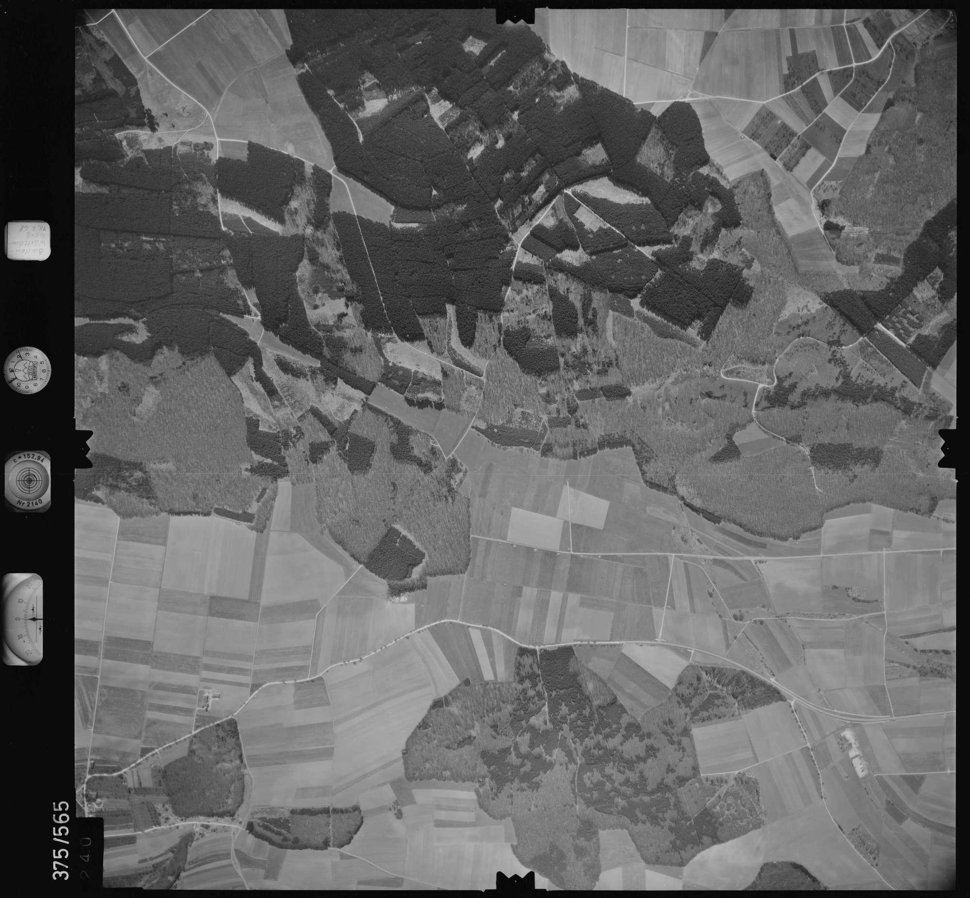Luftbild: Film 32 Bildnr. 240, Bild 1
