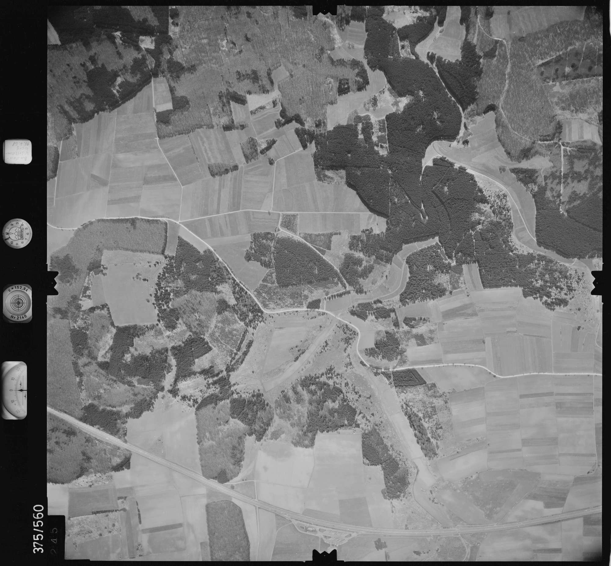 Luftbild: Film 32 Bildnr. 245, Bild 1