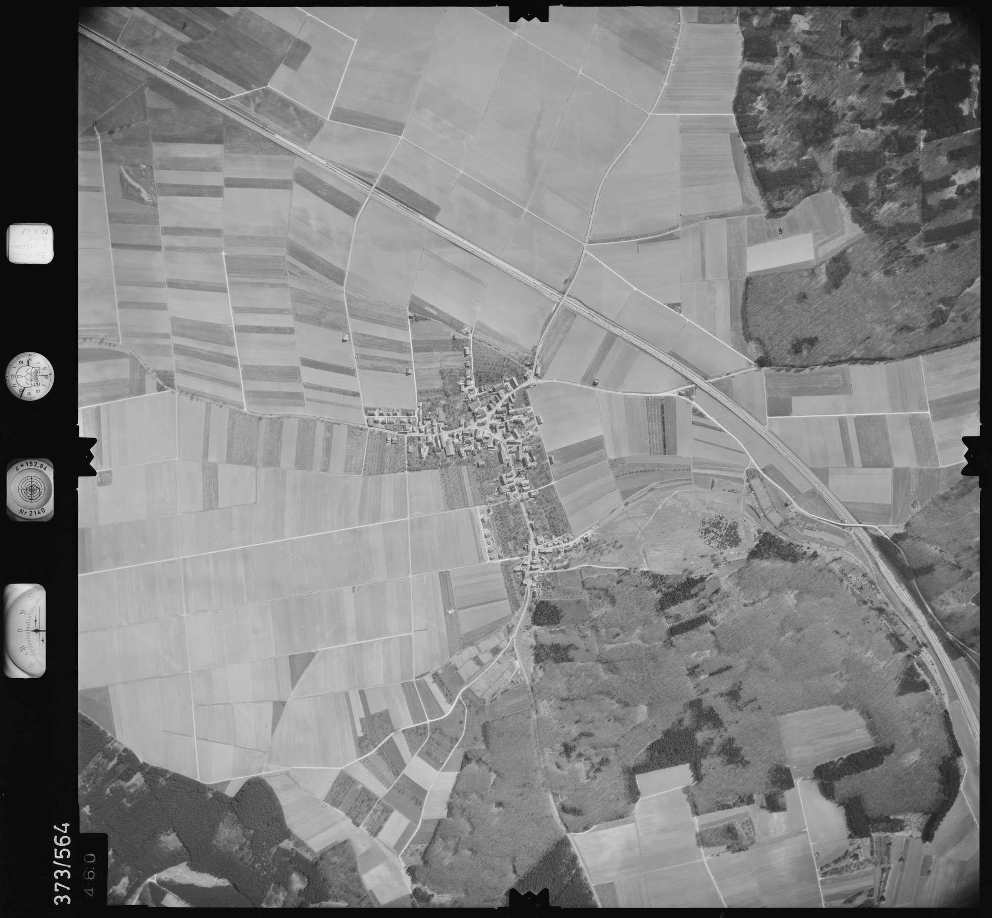 Luftbild: Film 34 Bildnr. 460, Bild 1