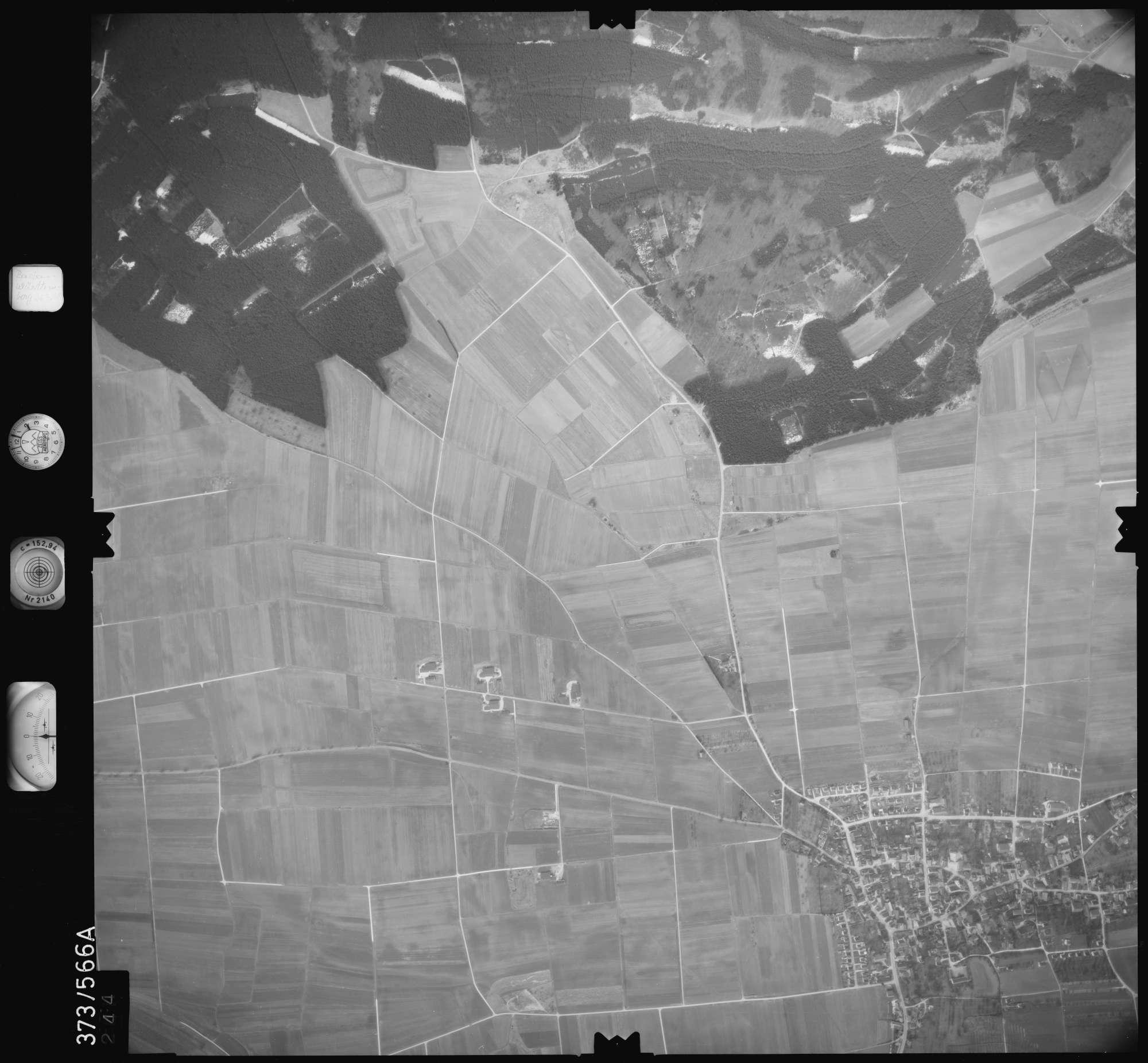 Luftbild: Film 35 Bildnr. 244, Bild 1
