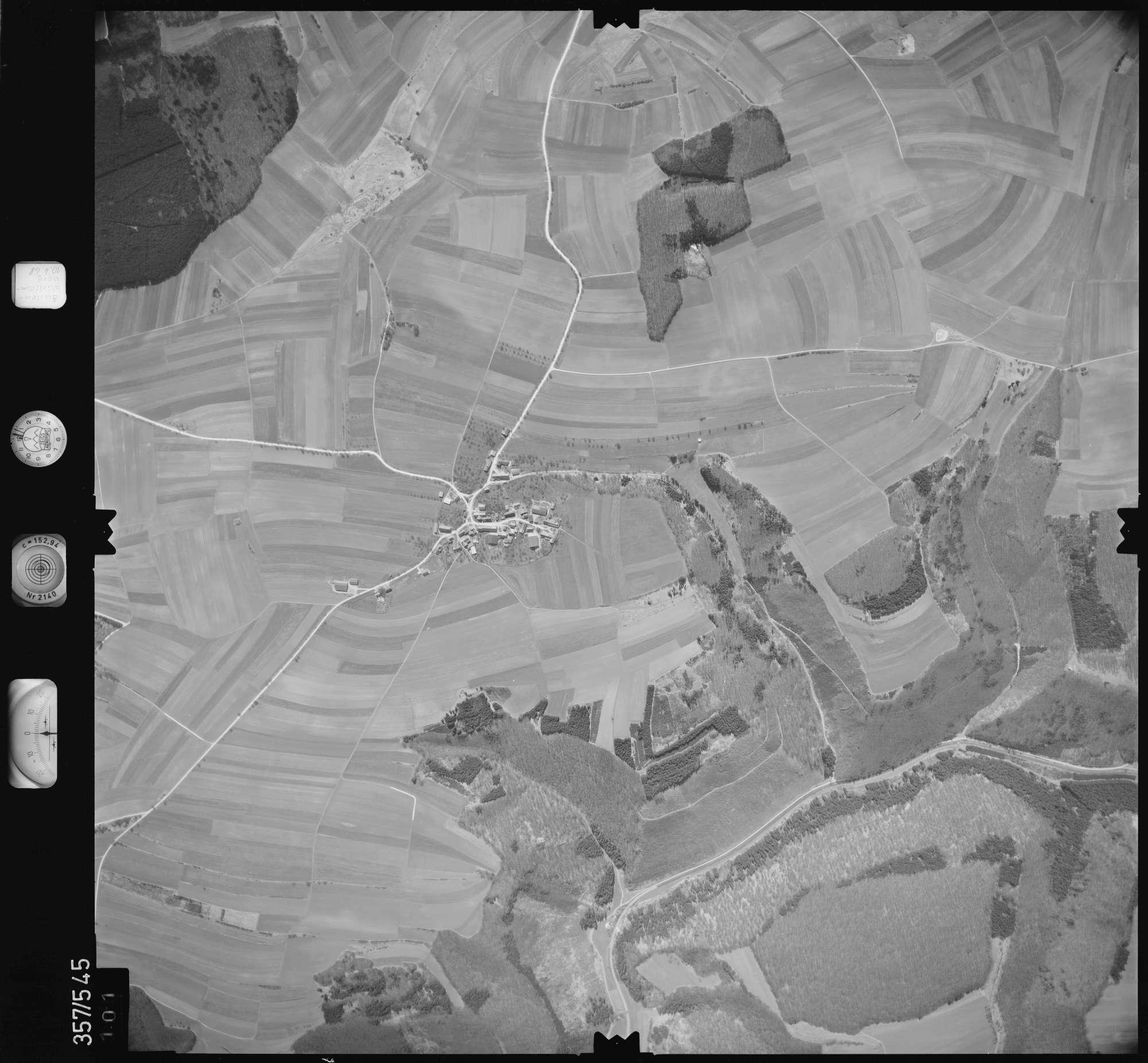 Luftbild: Film 38 Bildnr. 101, Bild 1