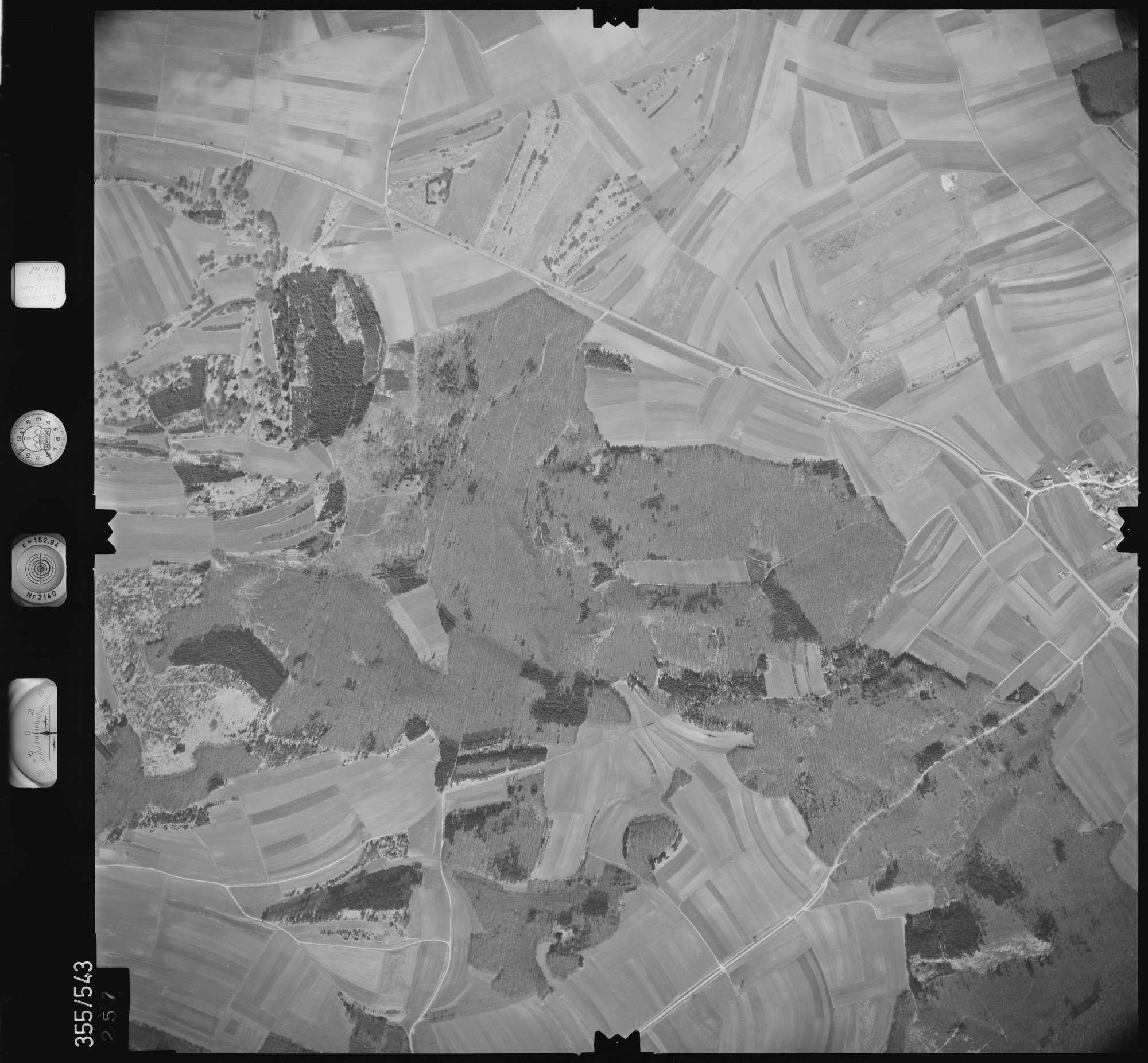 Luftbild: Film 38 Bildnr. 257, Bild 1