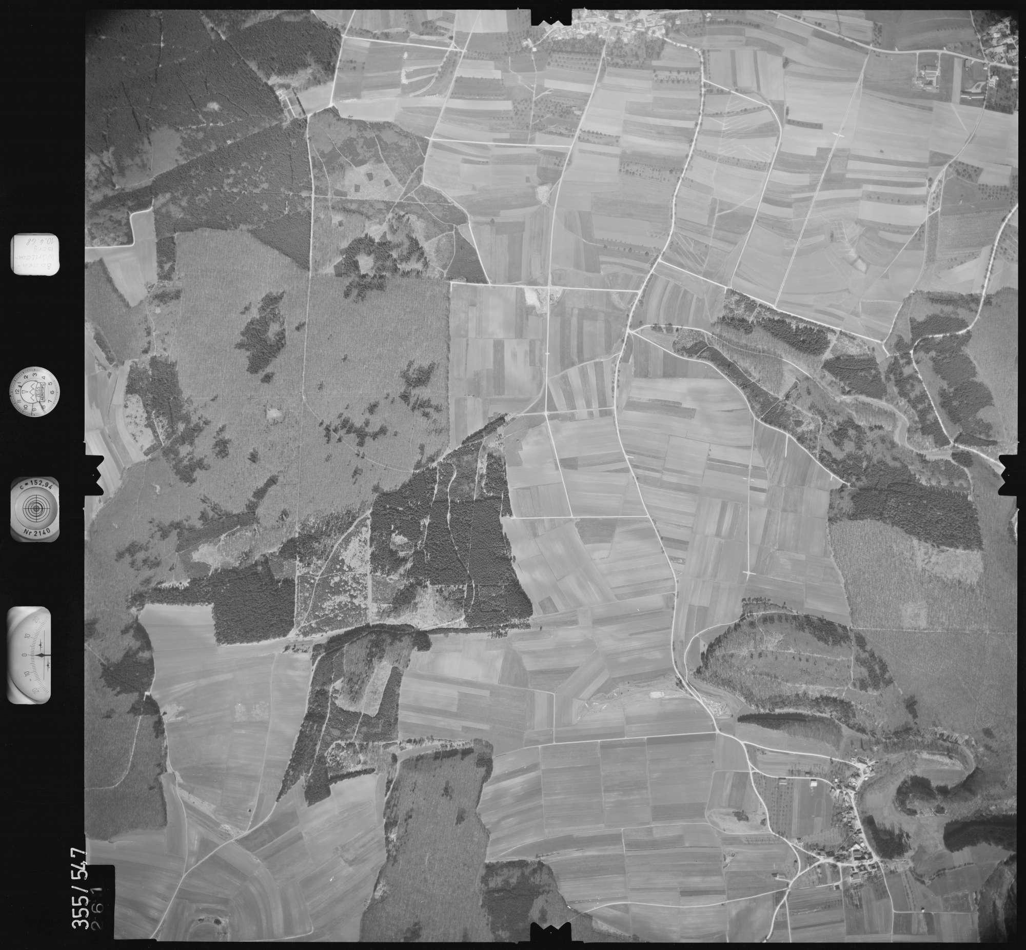 Luftbild: Film 38 Bildnr. 261, Bild 1