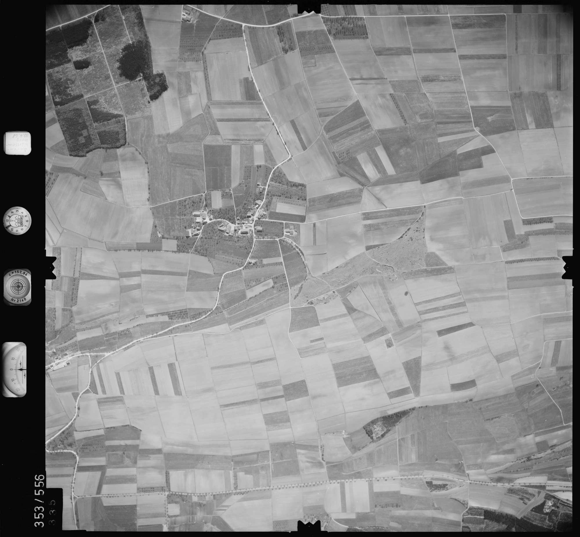 Luftbild: Film 41 Bildnr. 335, Bild 1