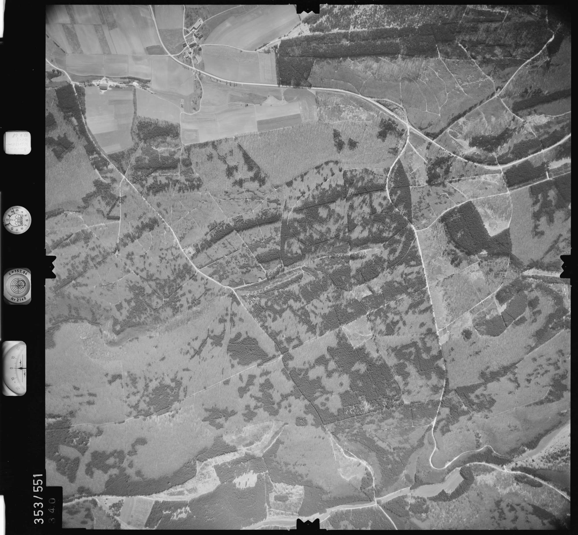 Luftbild: Film 41 Bildnr. 340, Bild 1