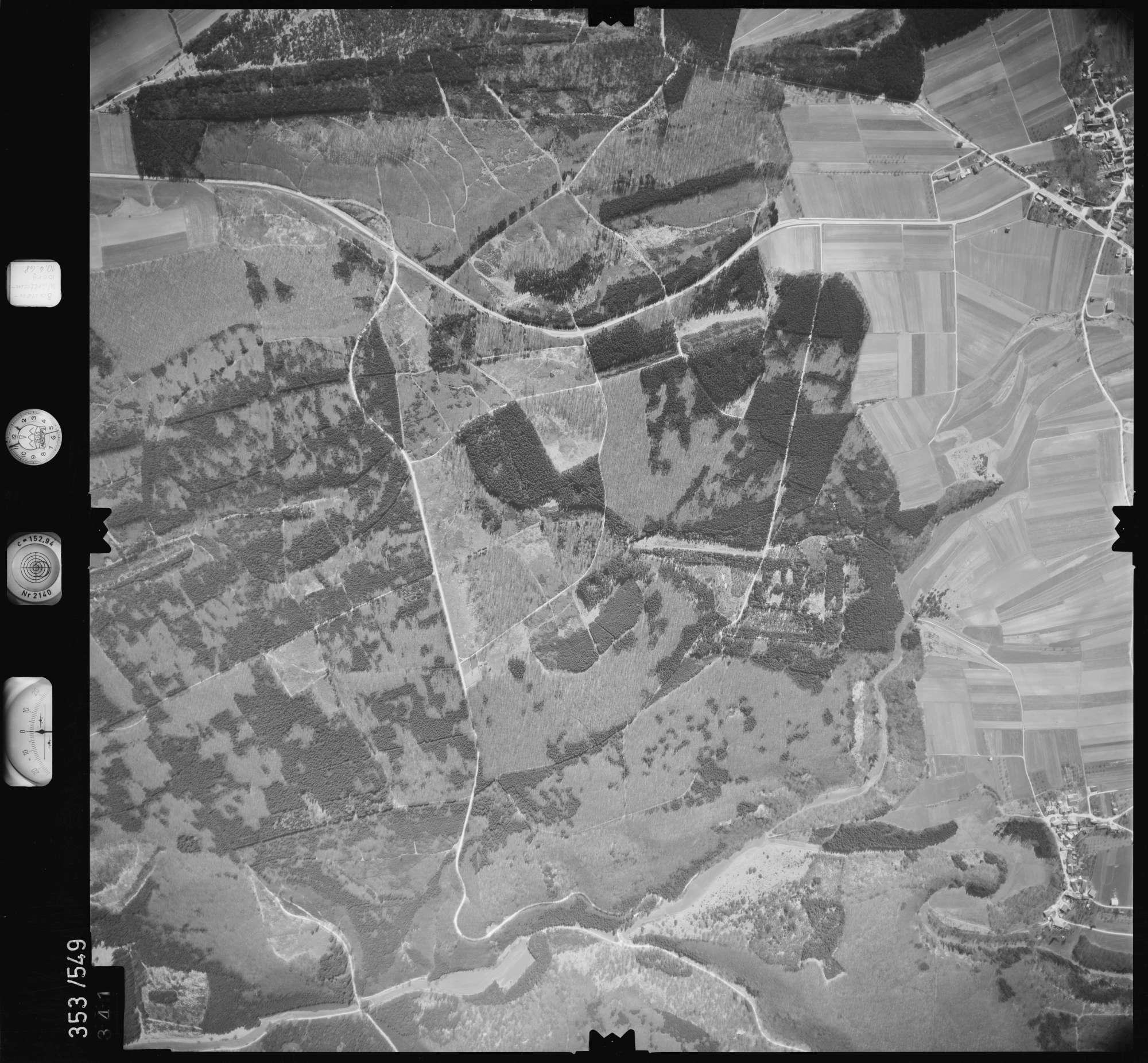 Luftbild: Film 41 Bildnr. 341, Bild 1