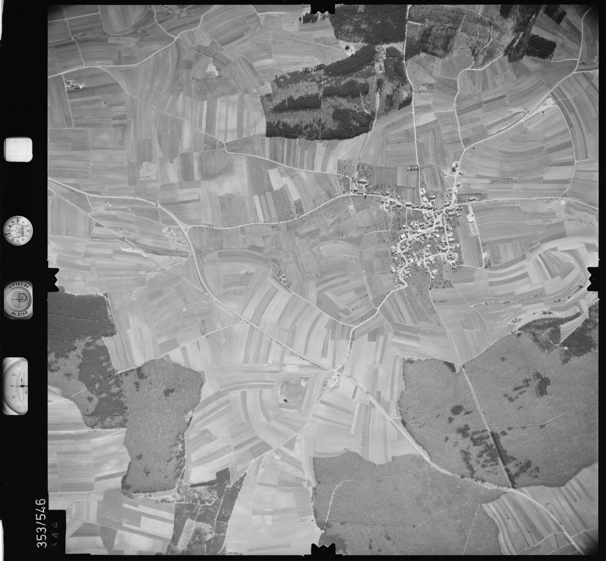 Luftbild: Film 41 Bildnr. 344, Bild 1