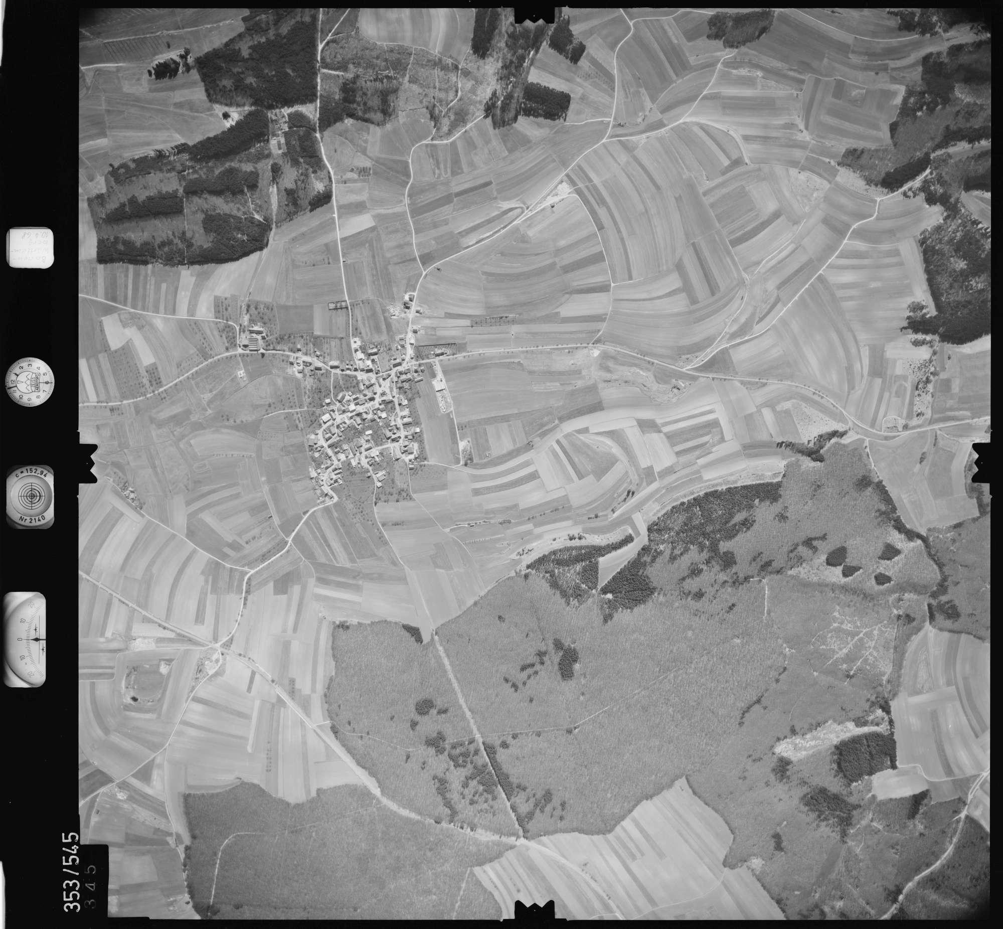 Luftbild: Film 41 Bildnr. 345, Bild 1