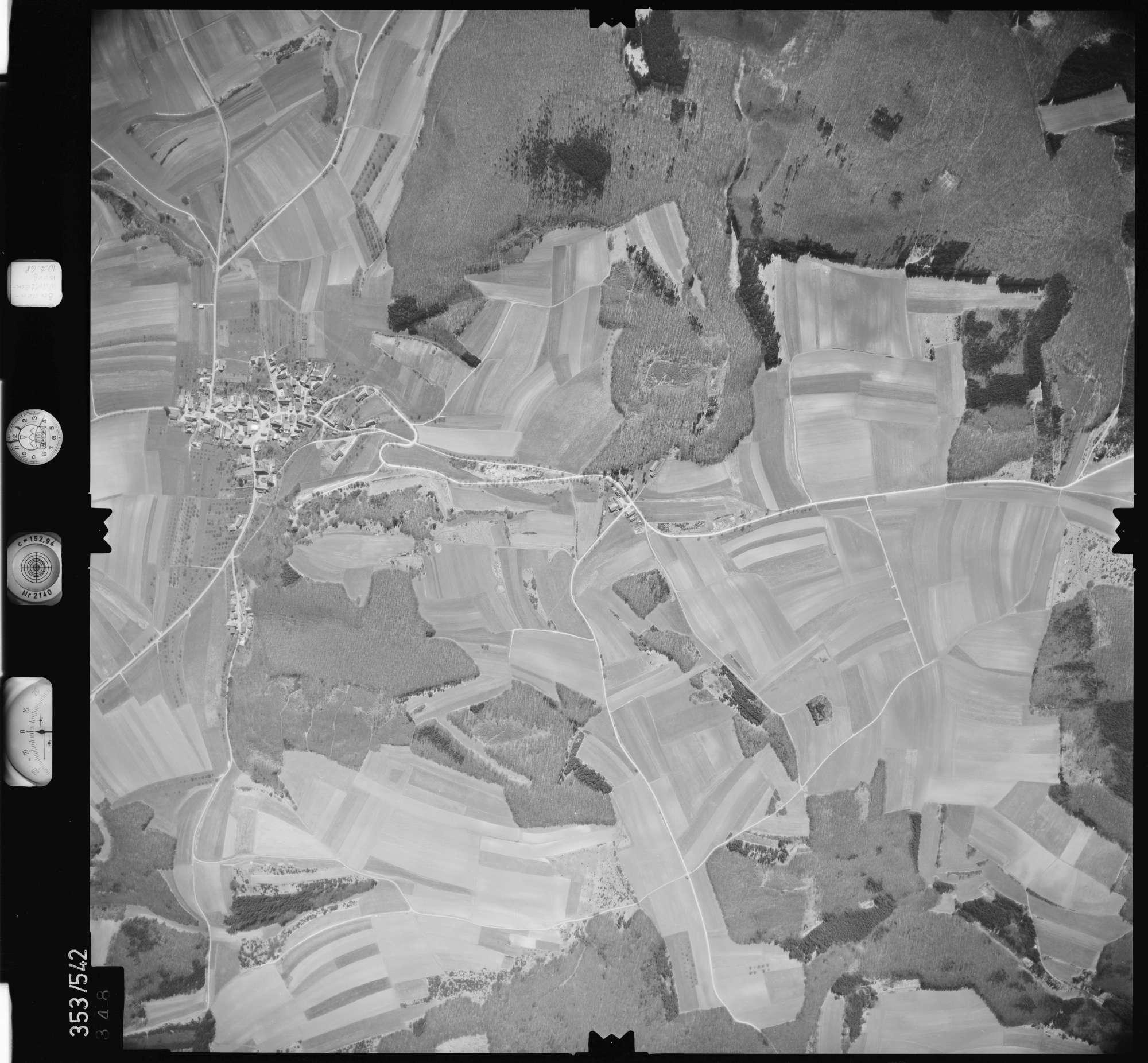 Luftbild: Film 41 Bildnr. 348, Bild 1