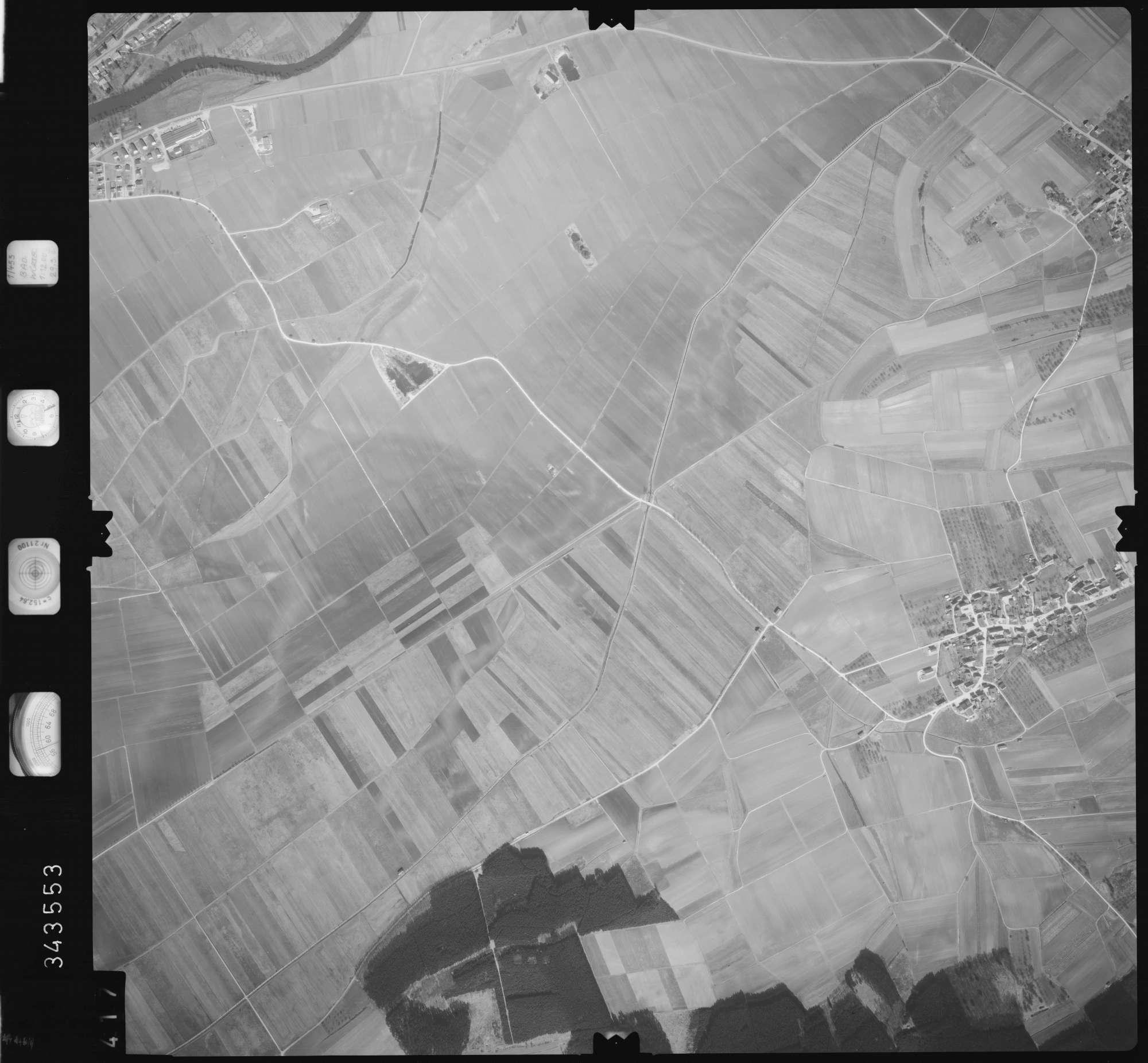 Luftbild: Film 46 Bildnr. 417, Bild 1