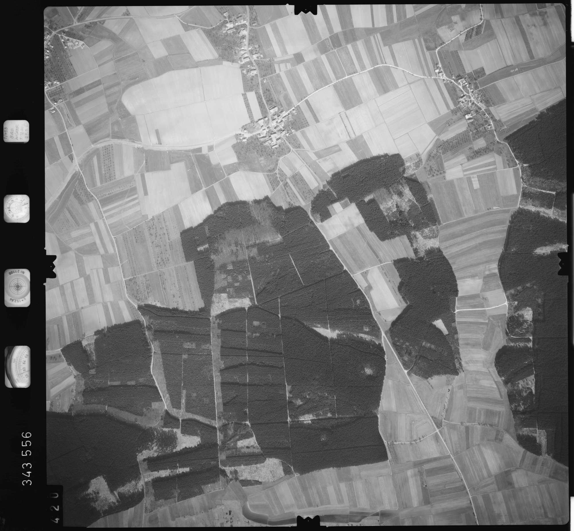 Luftbild: Film 46 Bildnr. 420, Bild 1