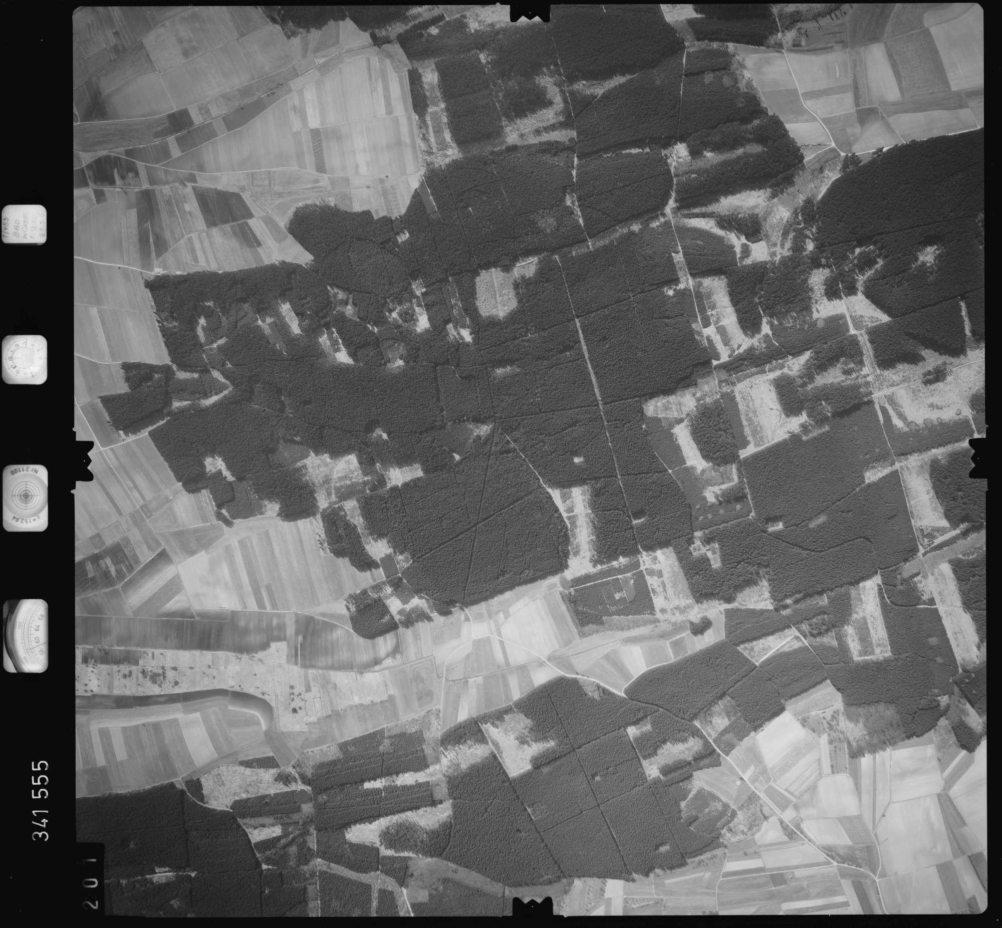Luftbild: Film 50 Bildnr. 201, Bild 1