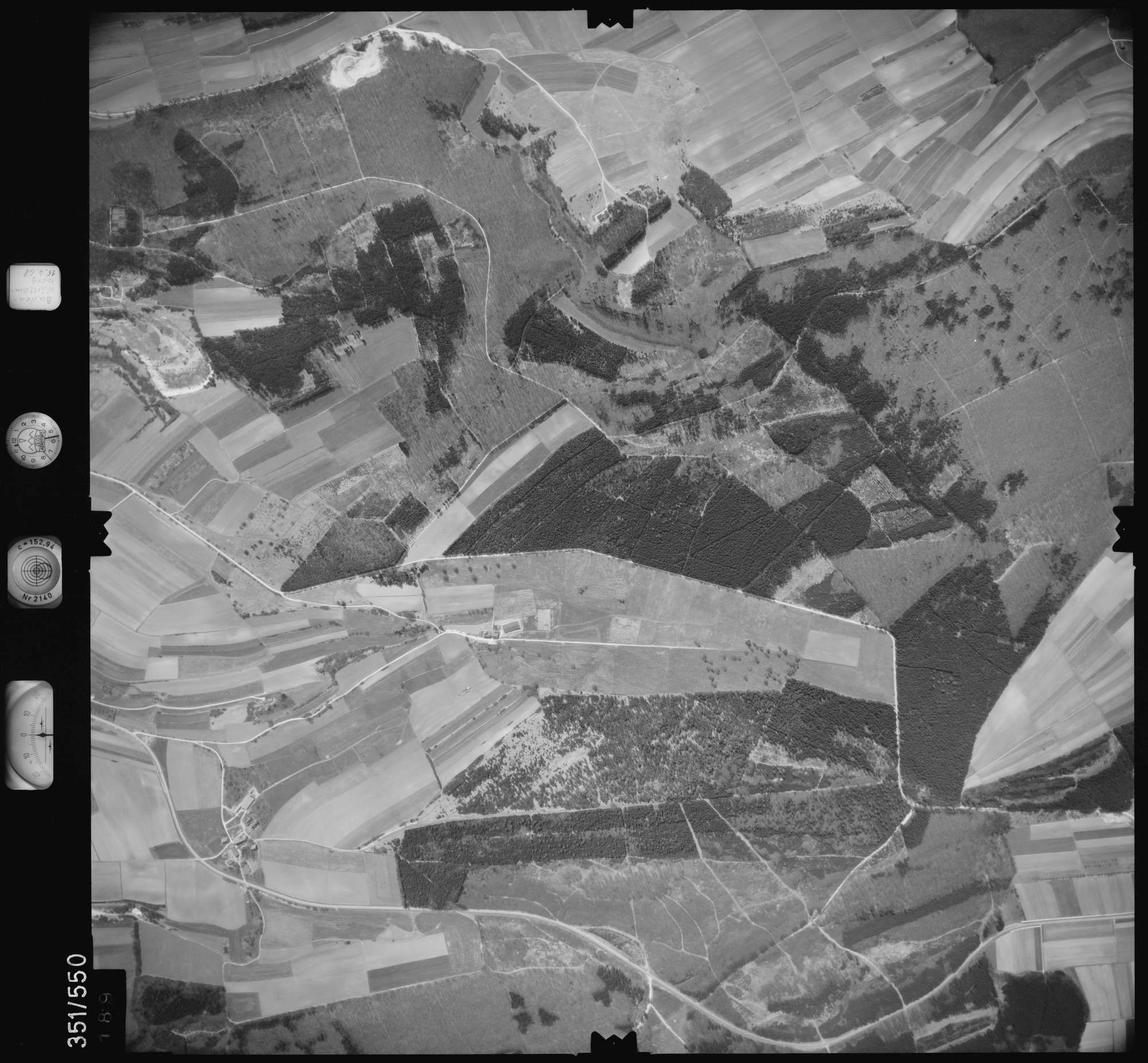Luftbild: Film 105 Bildnr. 189, Bild 1