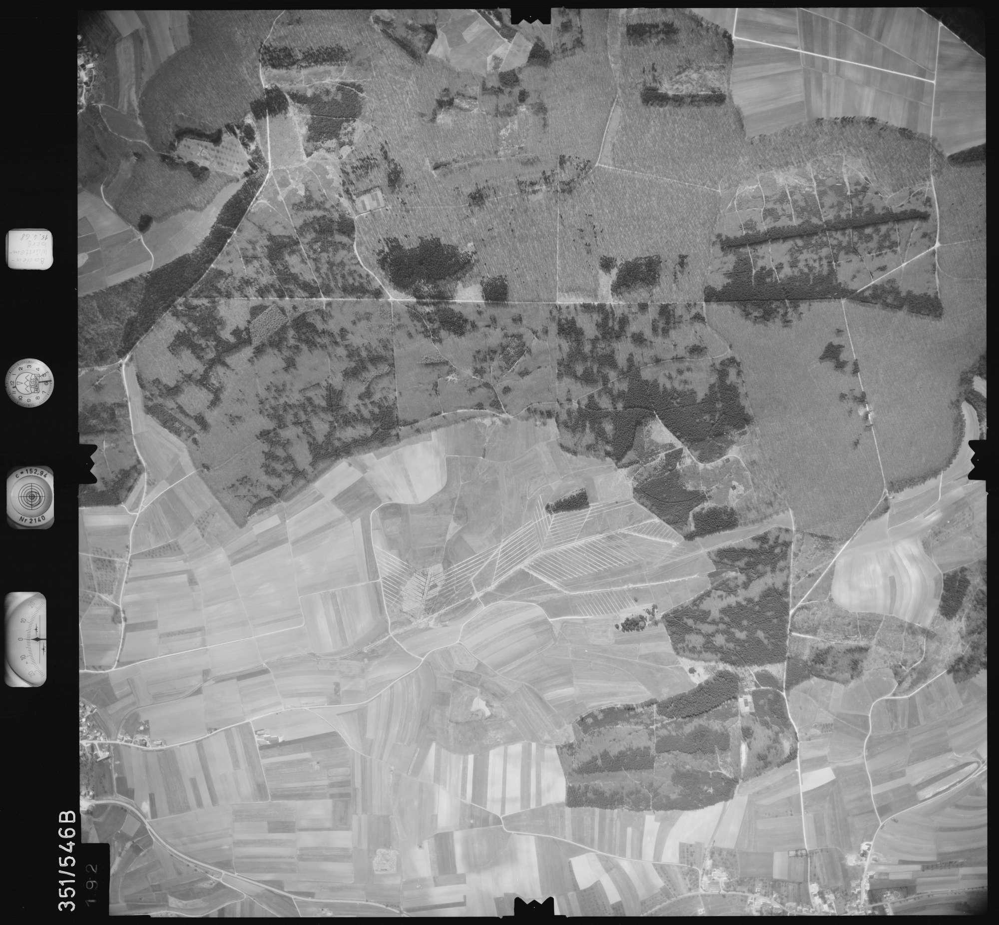 Luftbild: Film 105 Bildnr. 192, Bild 1