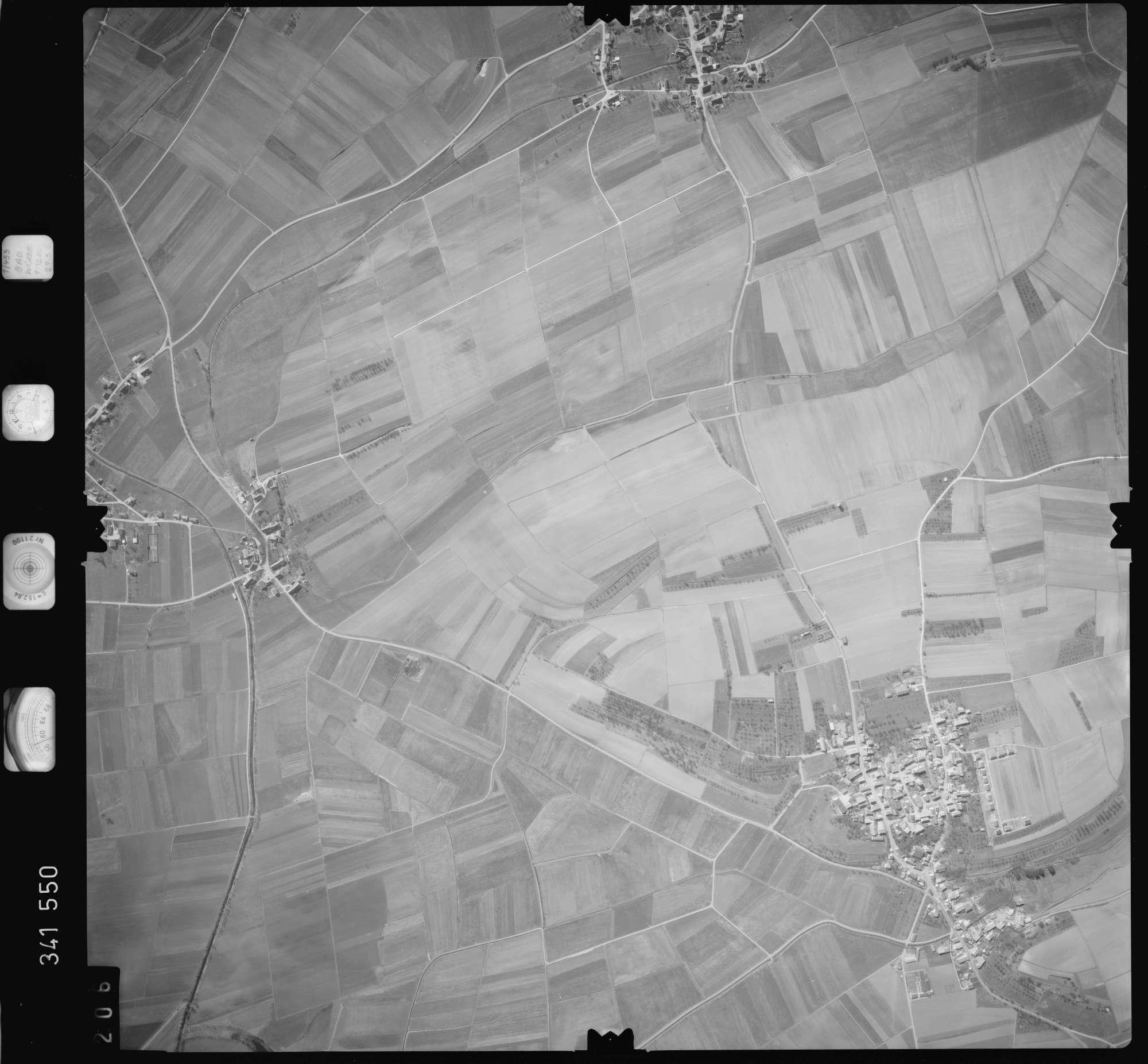 Luftbild: Film 50 Bildnr. 206, Bild 1