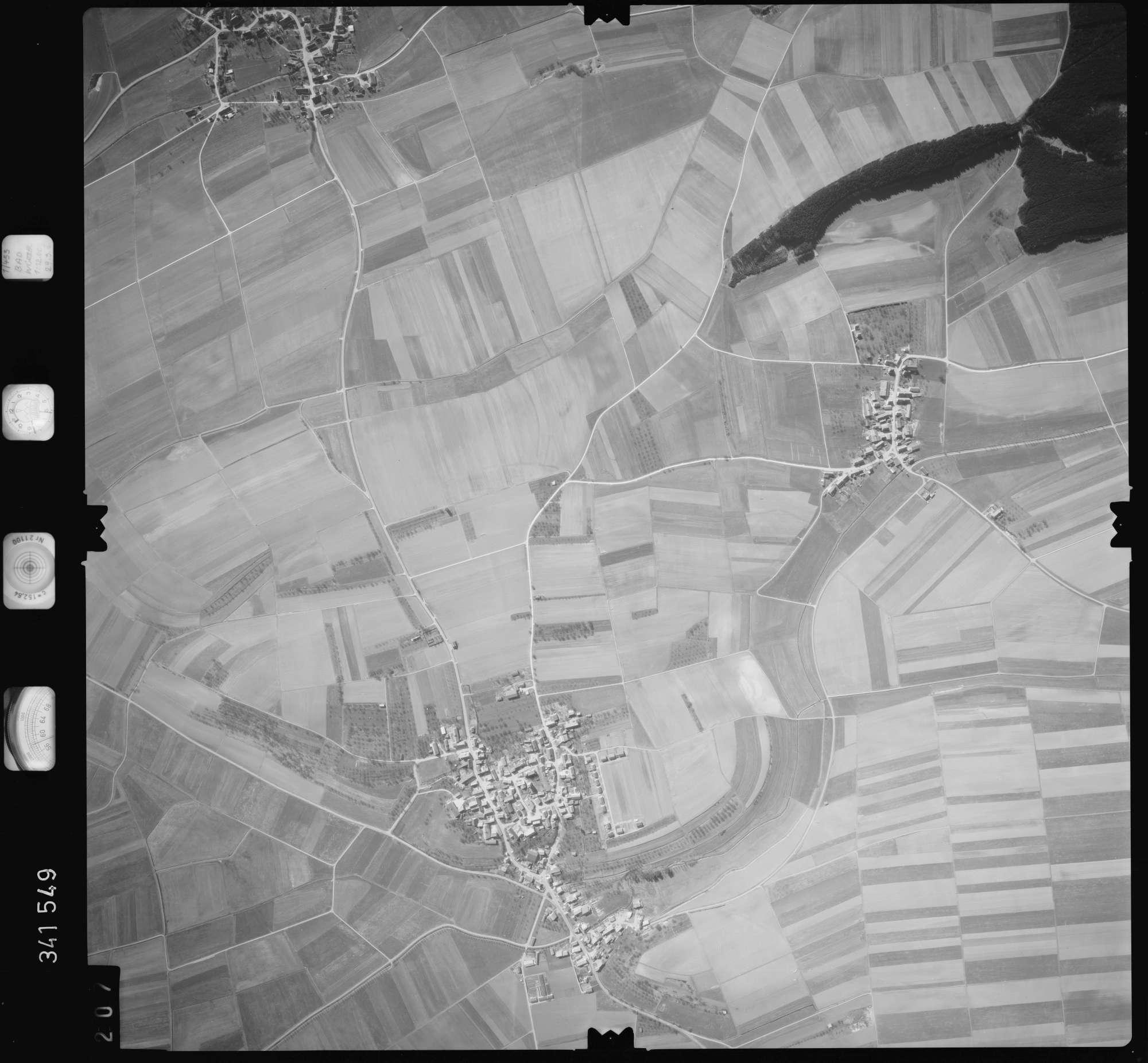 Luftbild: Film 50 Bildnr. 207, Bild 1