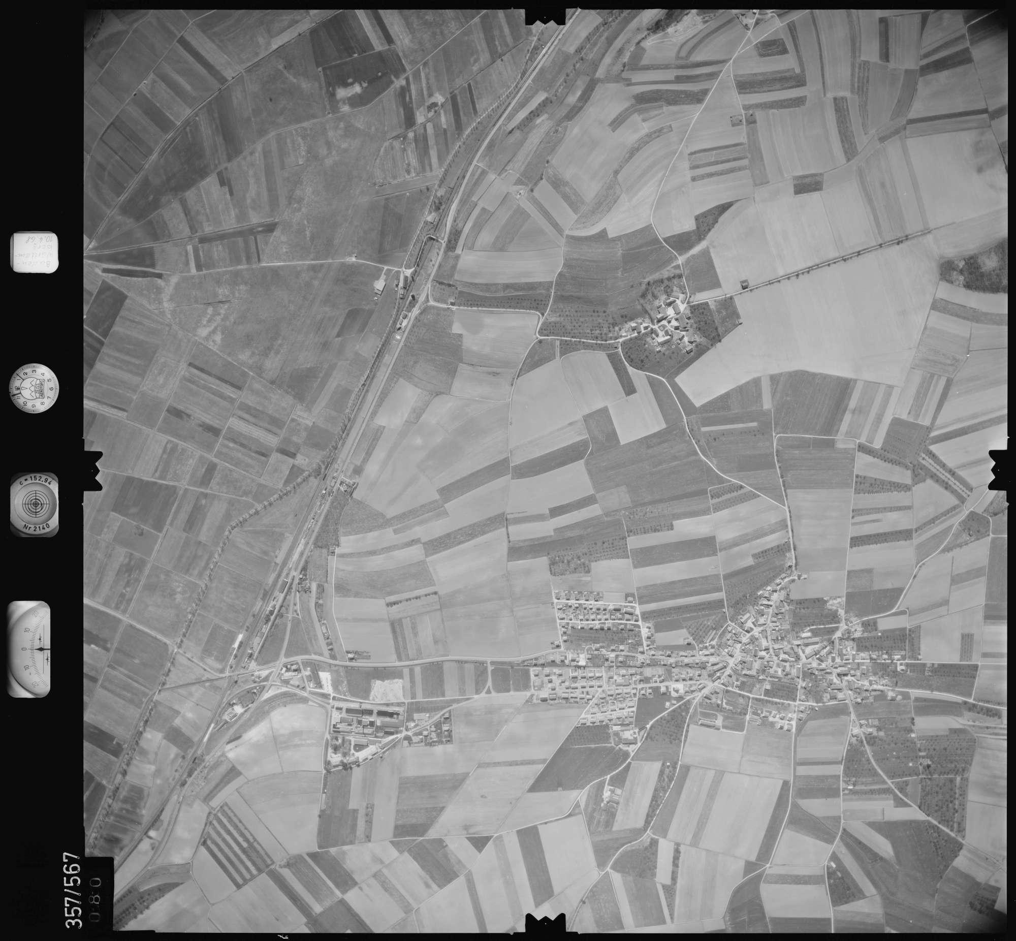 Luftbild: Film 38 Bildnr. 80, Bild 1