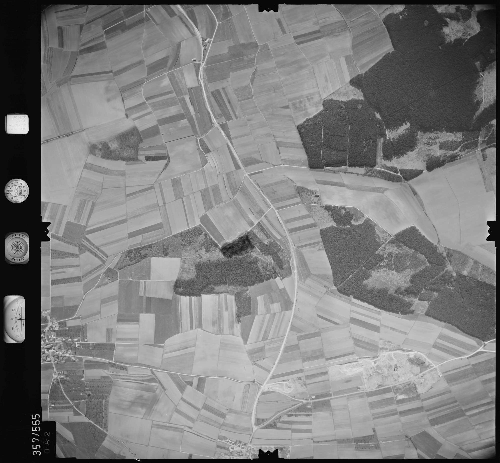 Luftbild: Film 38 Bildnr. 82, Bild 1
