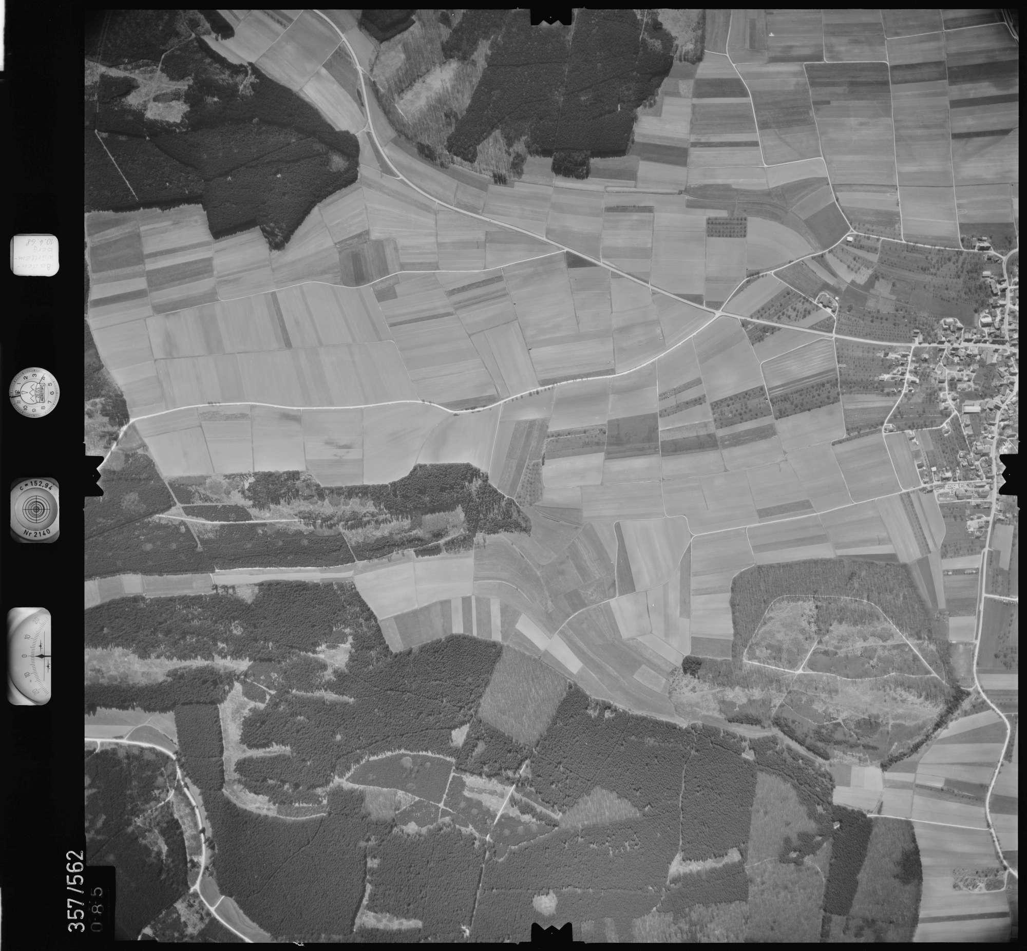 Luftbild: Film 38 Bildnr. 85, Bild 1