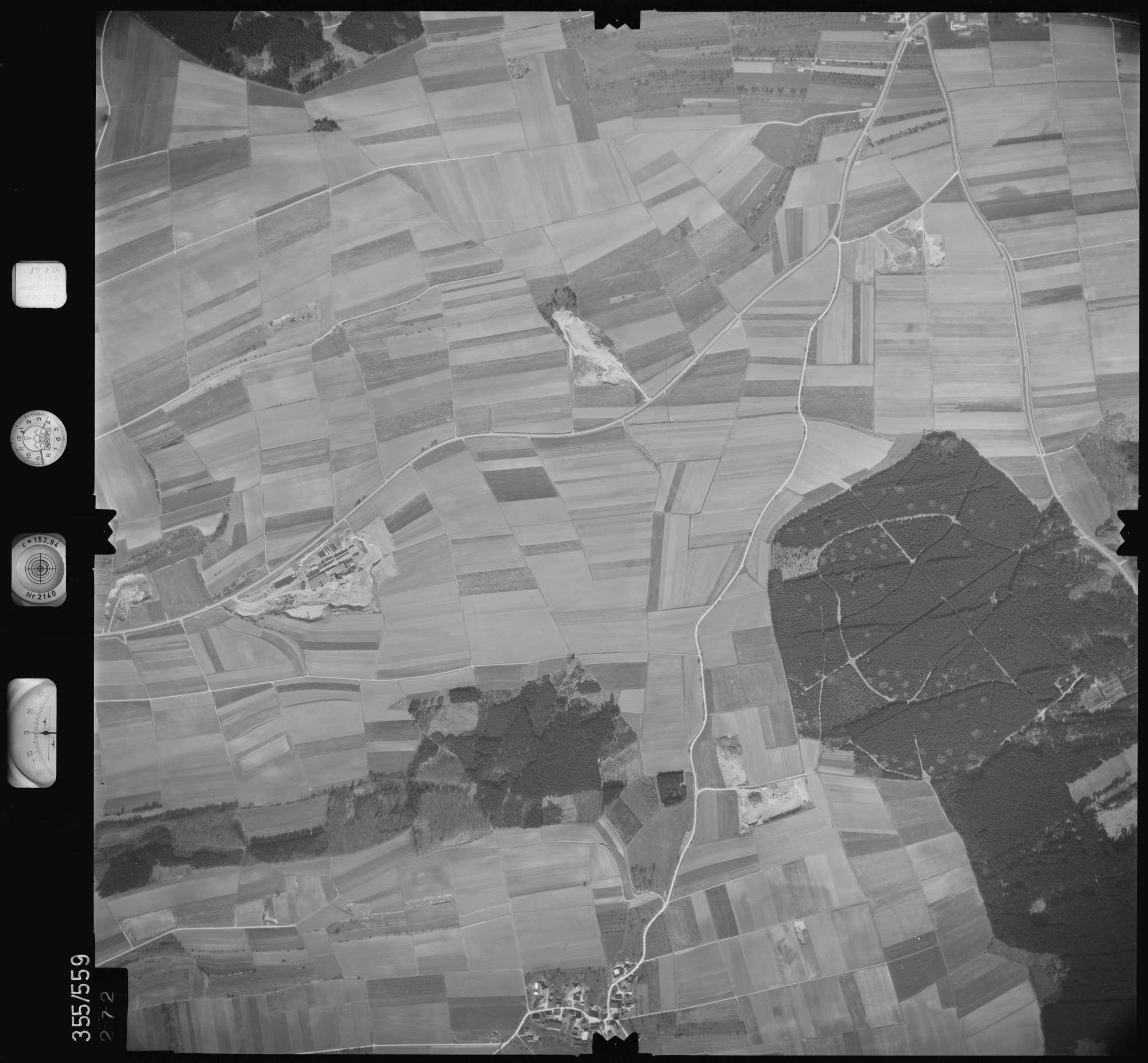 Luftbild: Film 38 Bildnr. 272, Bild 1