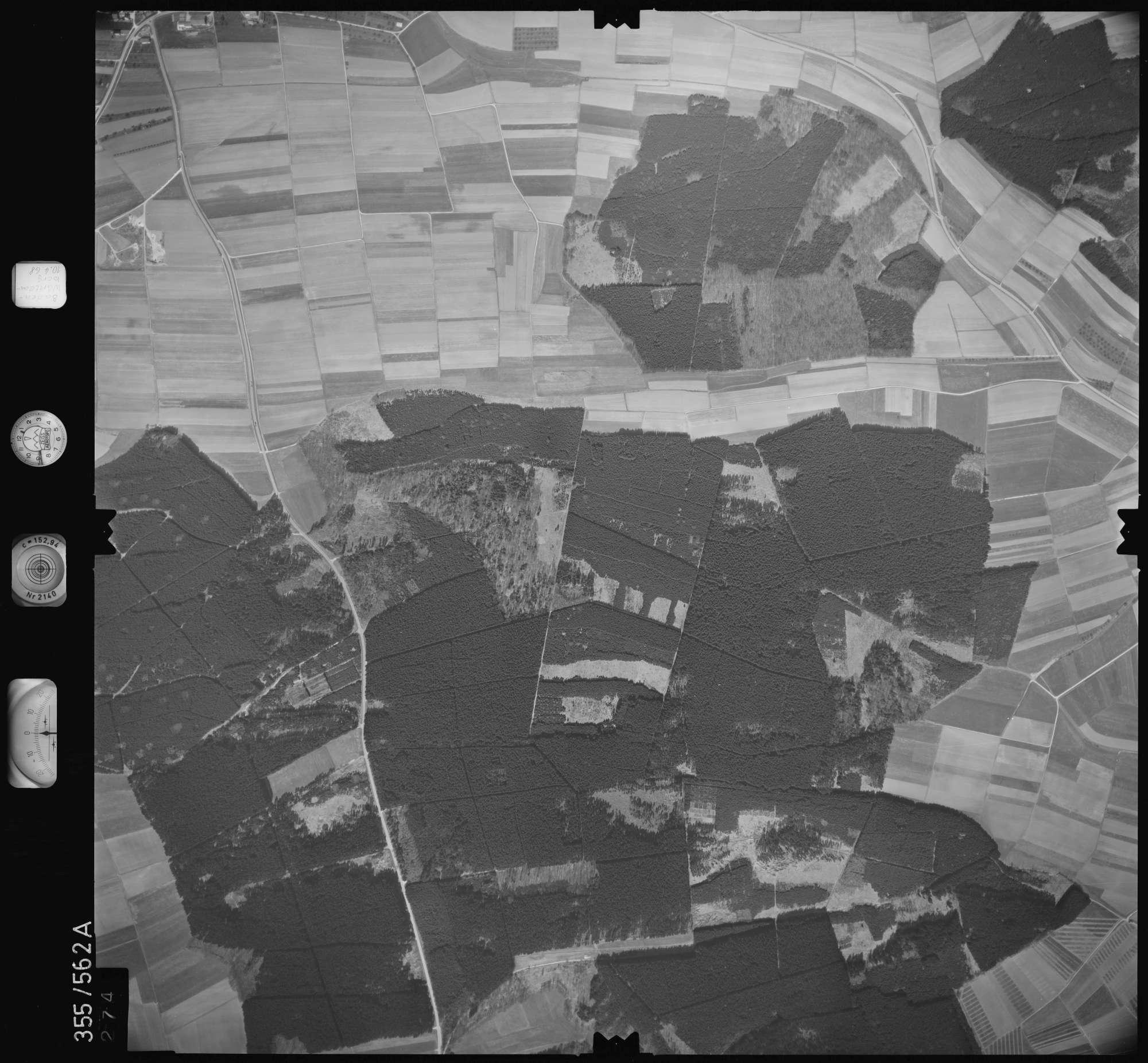 Luftbild: Film 38 Bildnr. 274, Bild 1