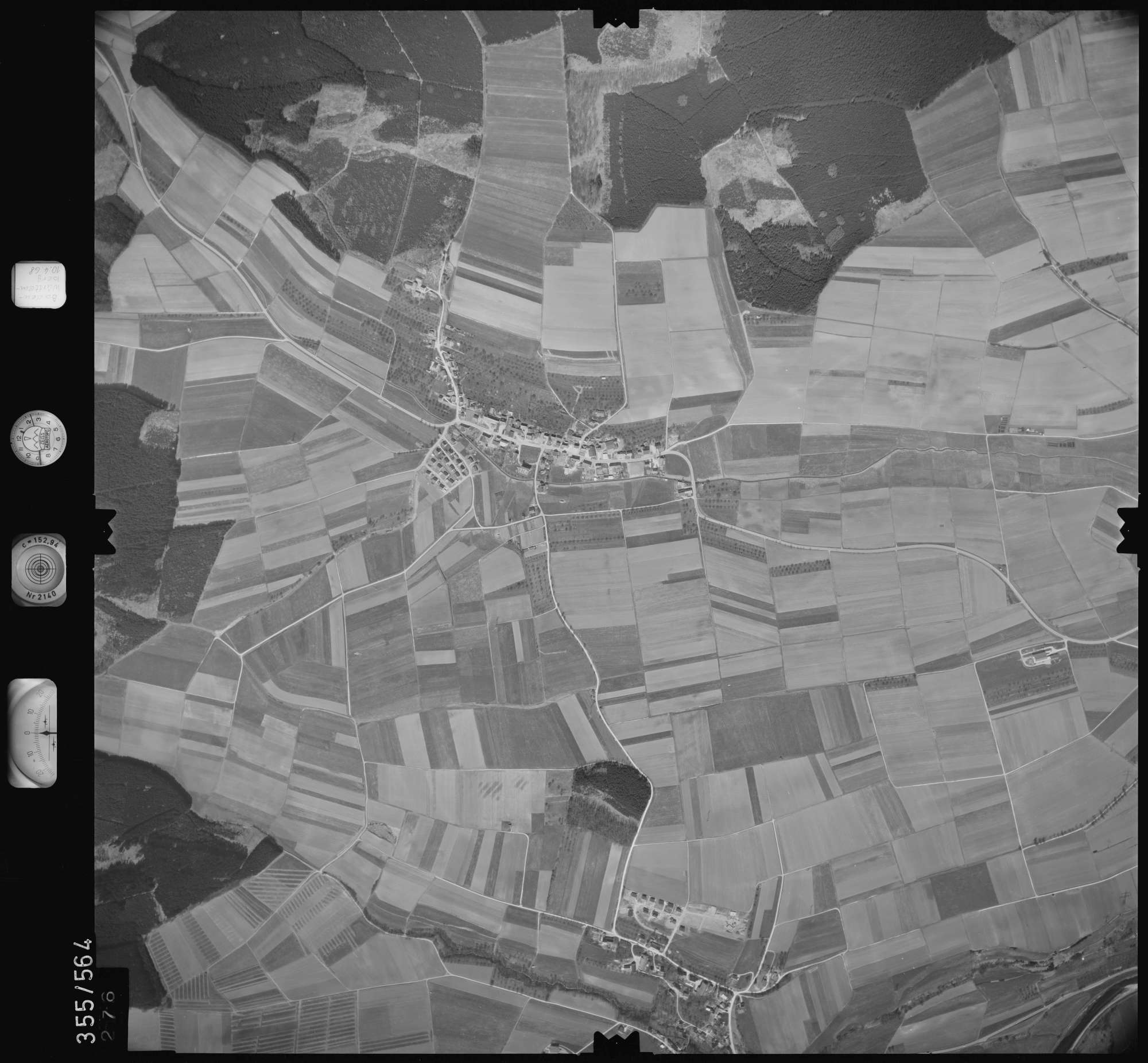 Luftbild: Film 38 Bildnr. 276, Bild 1
