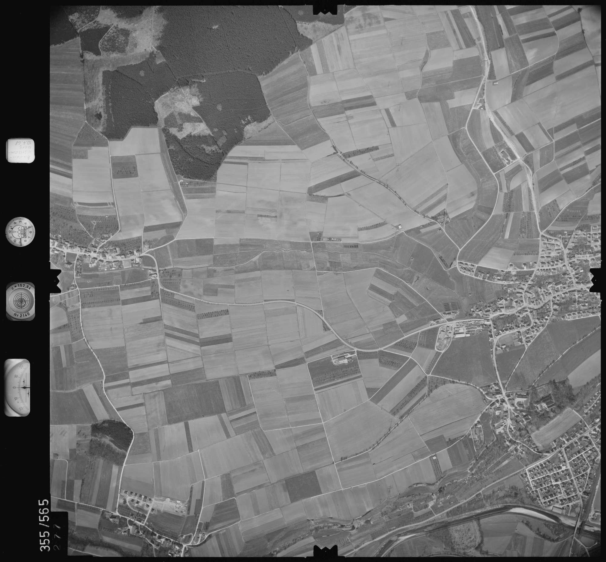 Luftbild: Film 38 Bildnr. 277, Bild 1