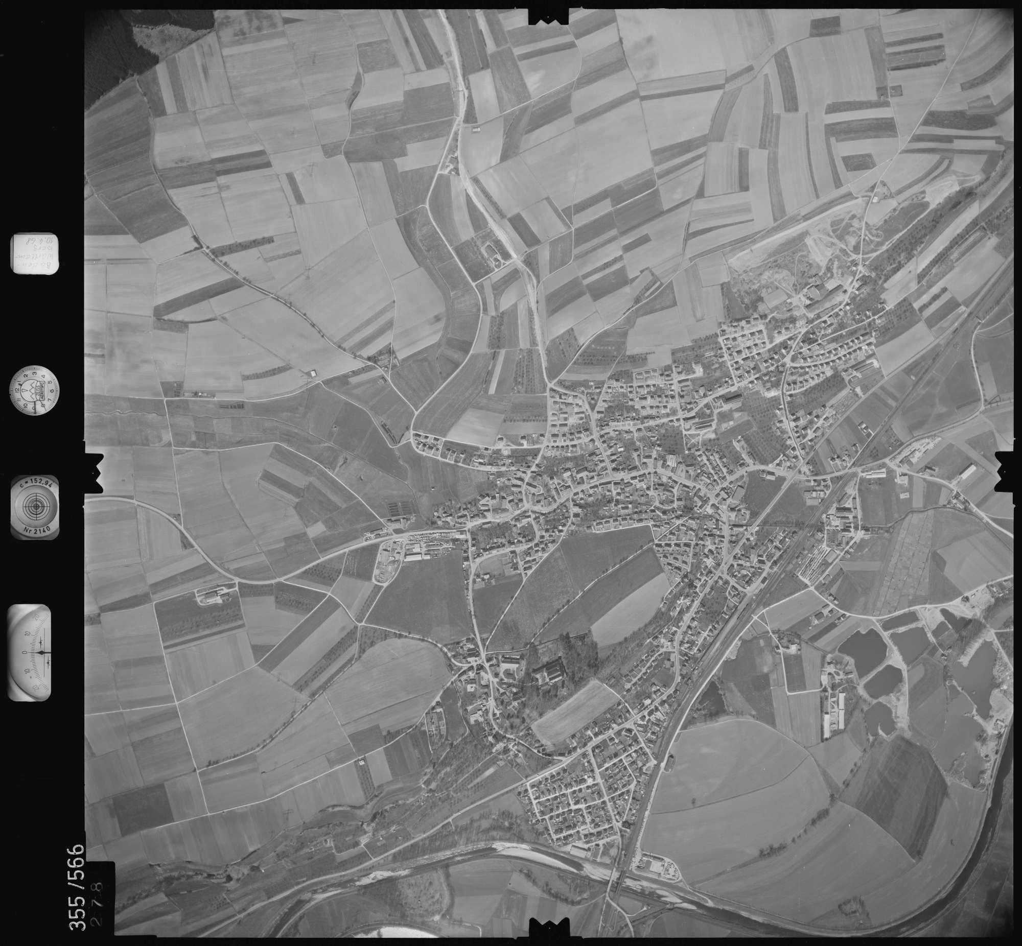 Luftbild: Film 38 Bildnr. 278, Bild 1