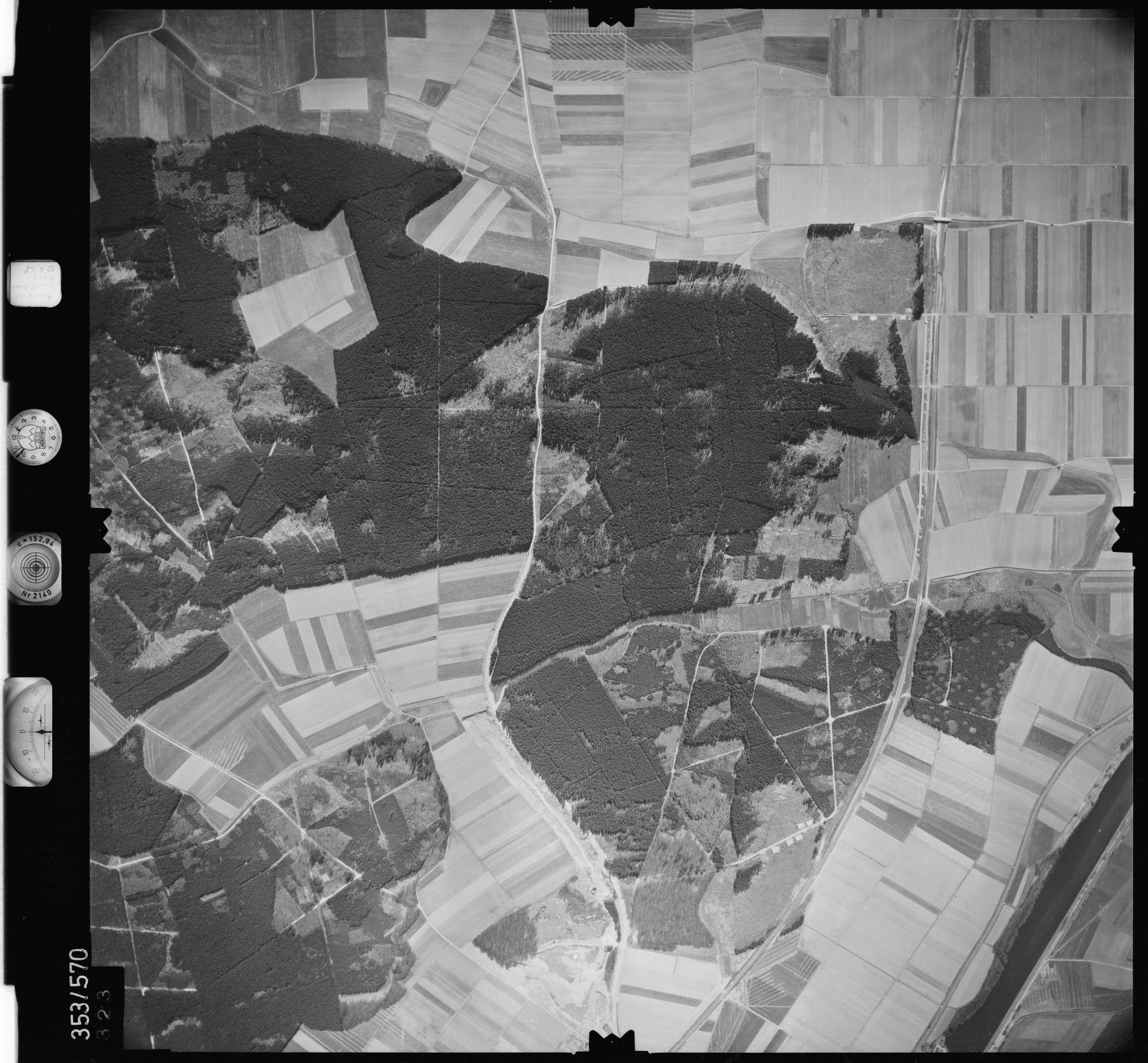 Luftbild: Film 41 Bildnr. 323, Bild 1