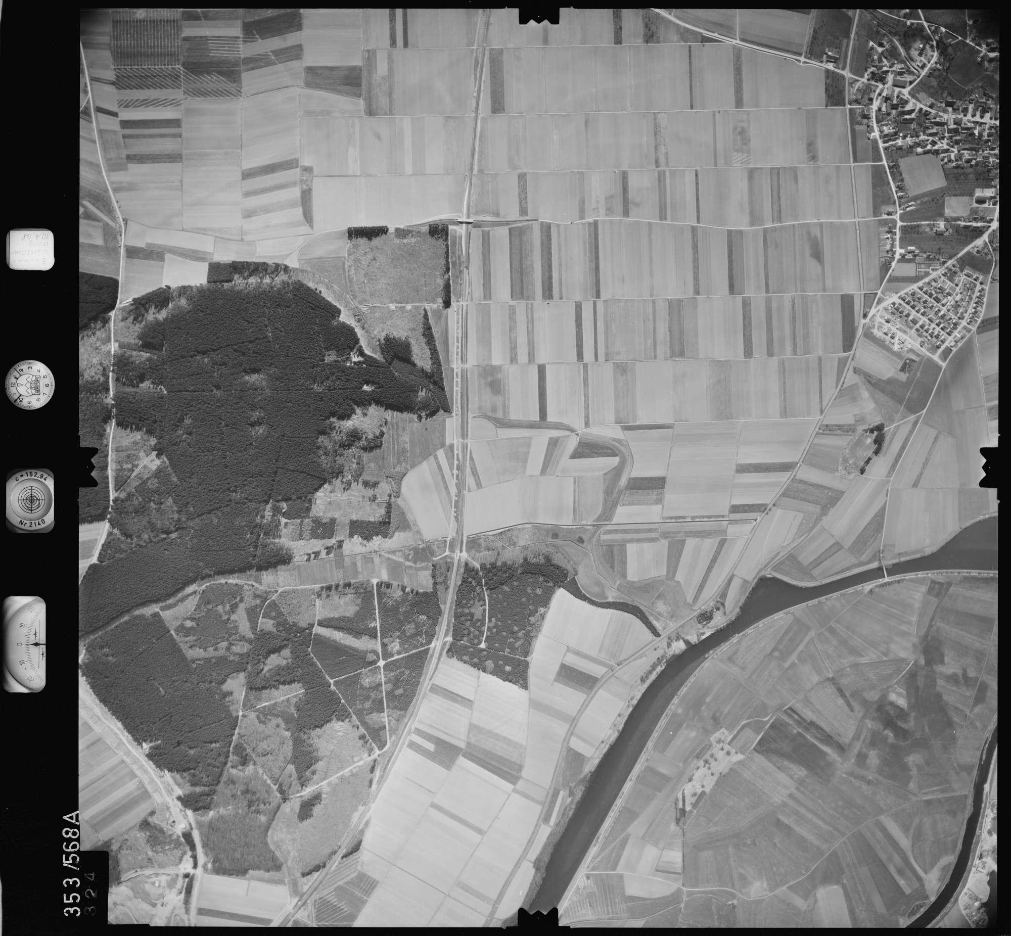 Luftbild: Film 41 Bildnr. 324, Bild 1