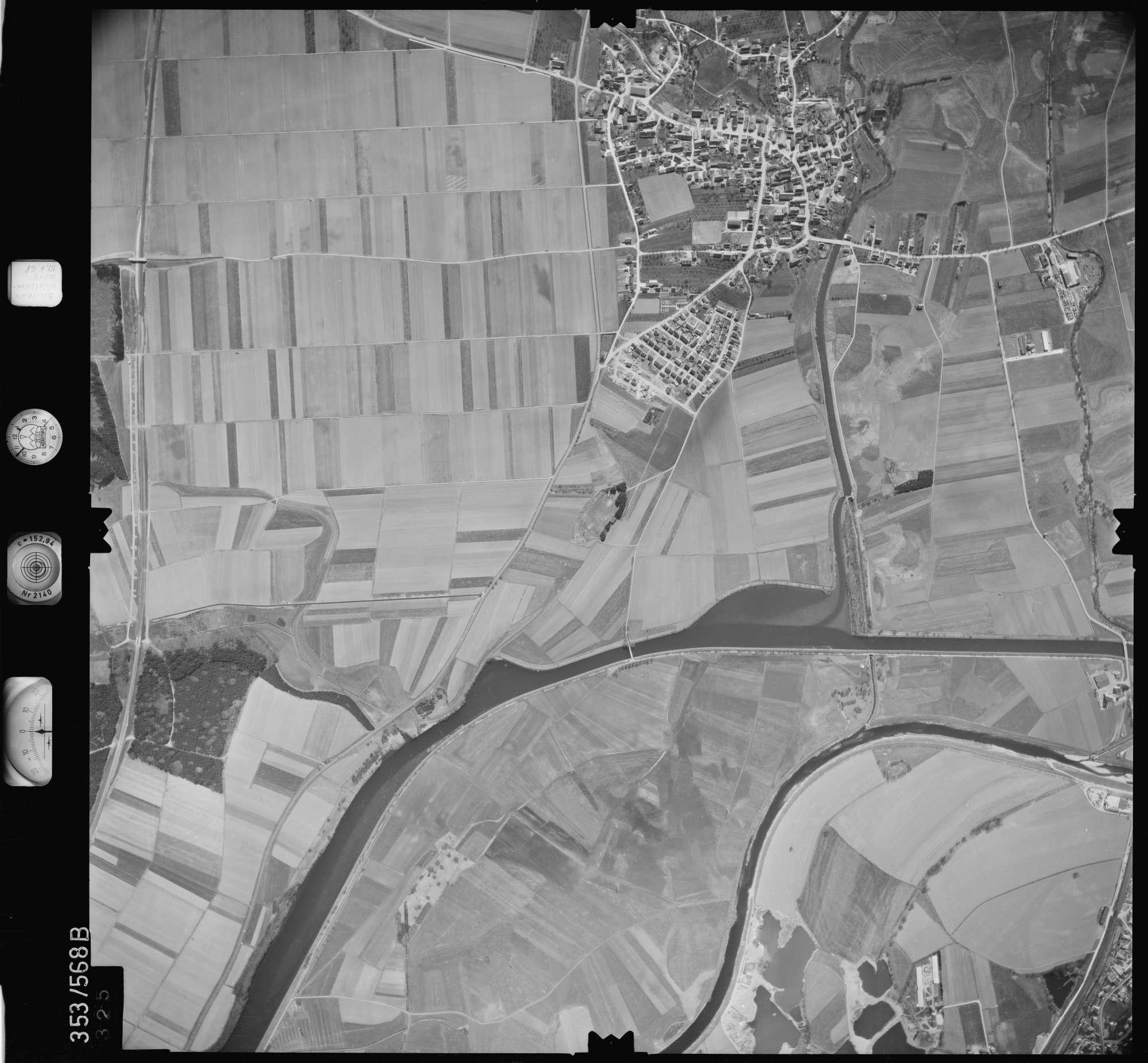 Luftbild: Film 41 Bildnr. 325, Bild 1