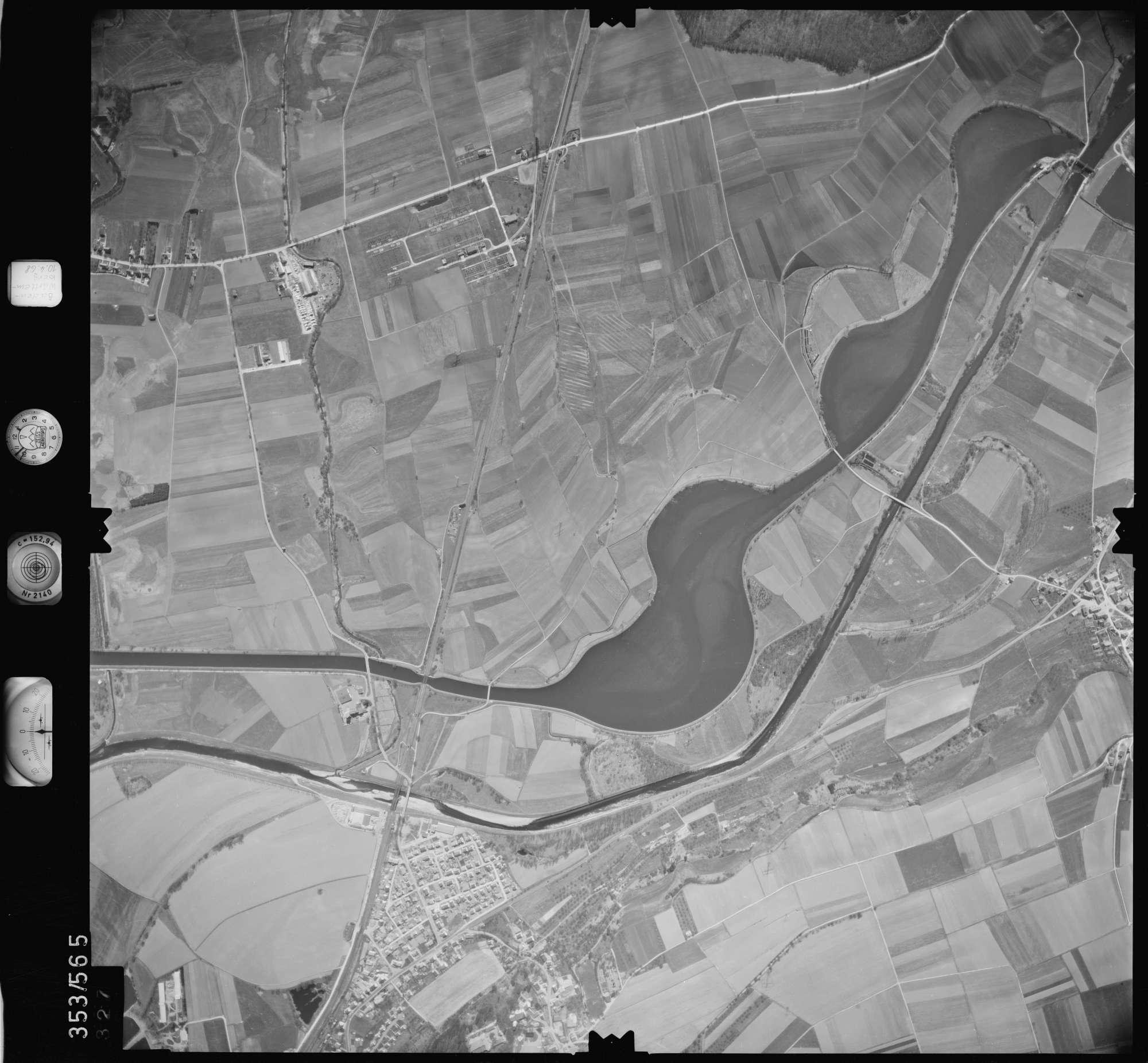 Luftbild: Film 41 Bildnr. 327, Bild 1