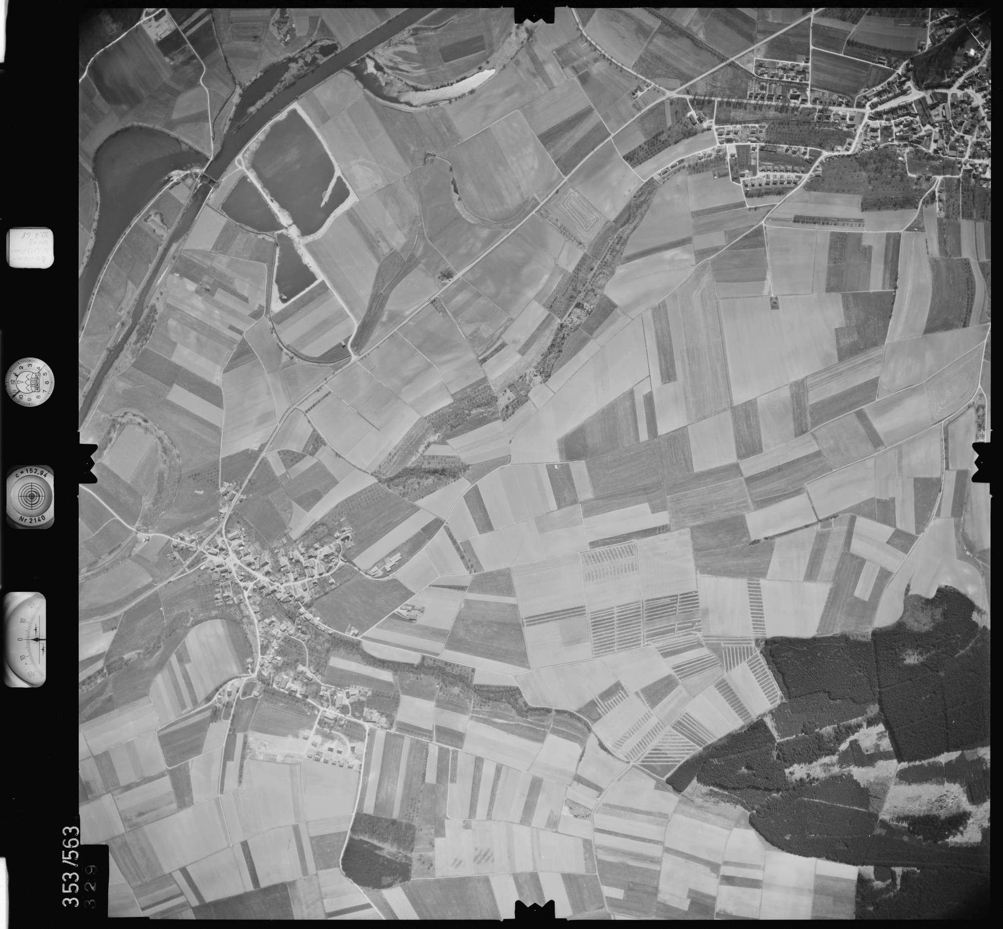 Luftbild: Film 41 Bildnr. 329, Bild 1